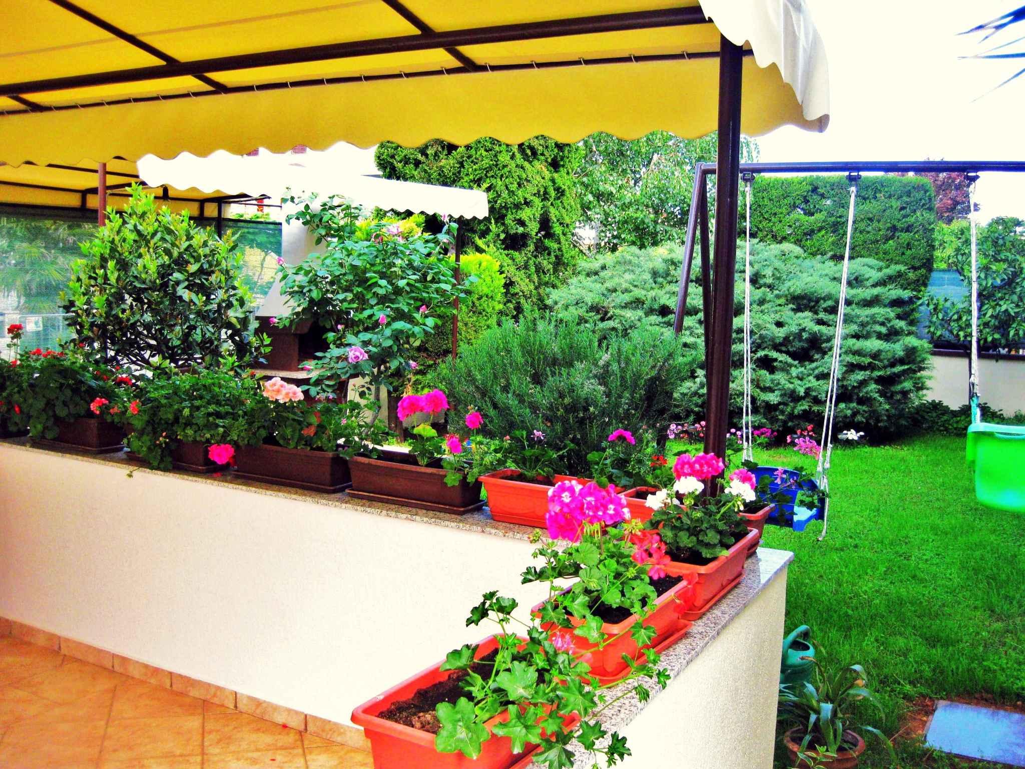 Ferienwohnung mit 55 qm Terrasse mit Meerblick (279767), Fažana, , Istrien, Kroatien, Bild 5