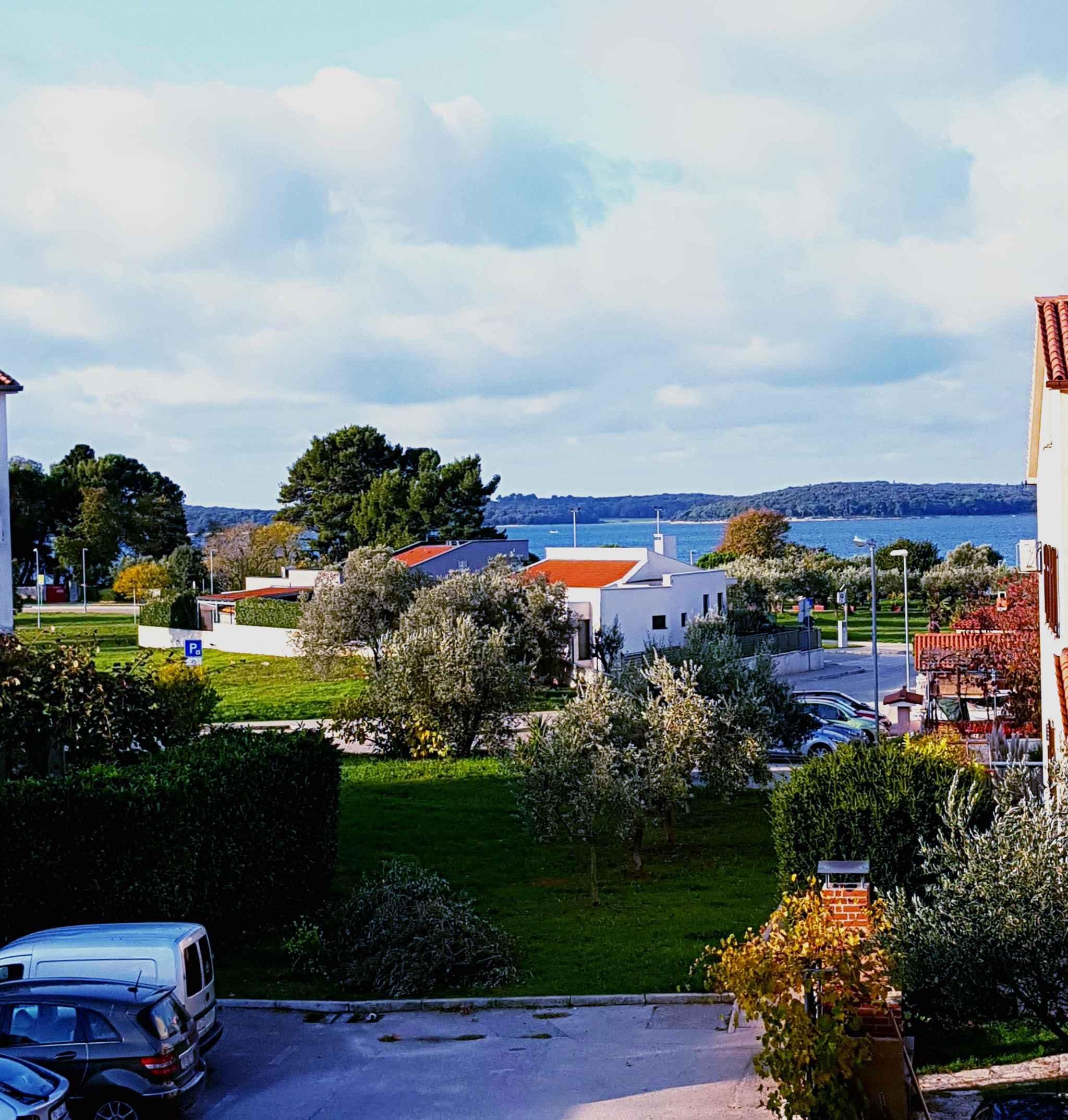 Ferienwohnung mit 55 qm Terrasse mit Meerblick (279767), Fažana, , Istrien, Kroatien, Bild 3