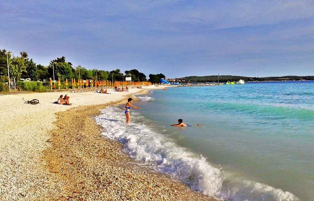 Ferienwohnung mit 55 qm Terrasse mit Meerblick (279767), Fažana, , Istrien, Kroatien, Bild 17