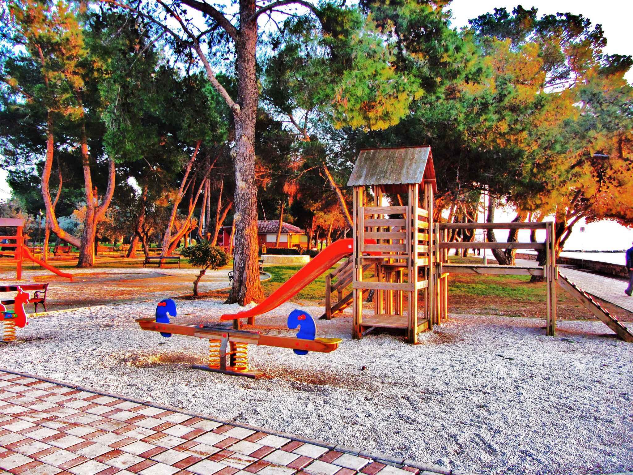 Ferienwohnung mit 55 qm Terrasse mit Meerblick (279767), Fažana, , Istrien, Kroatien, Bild 20