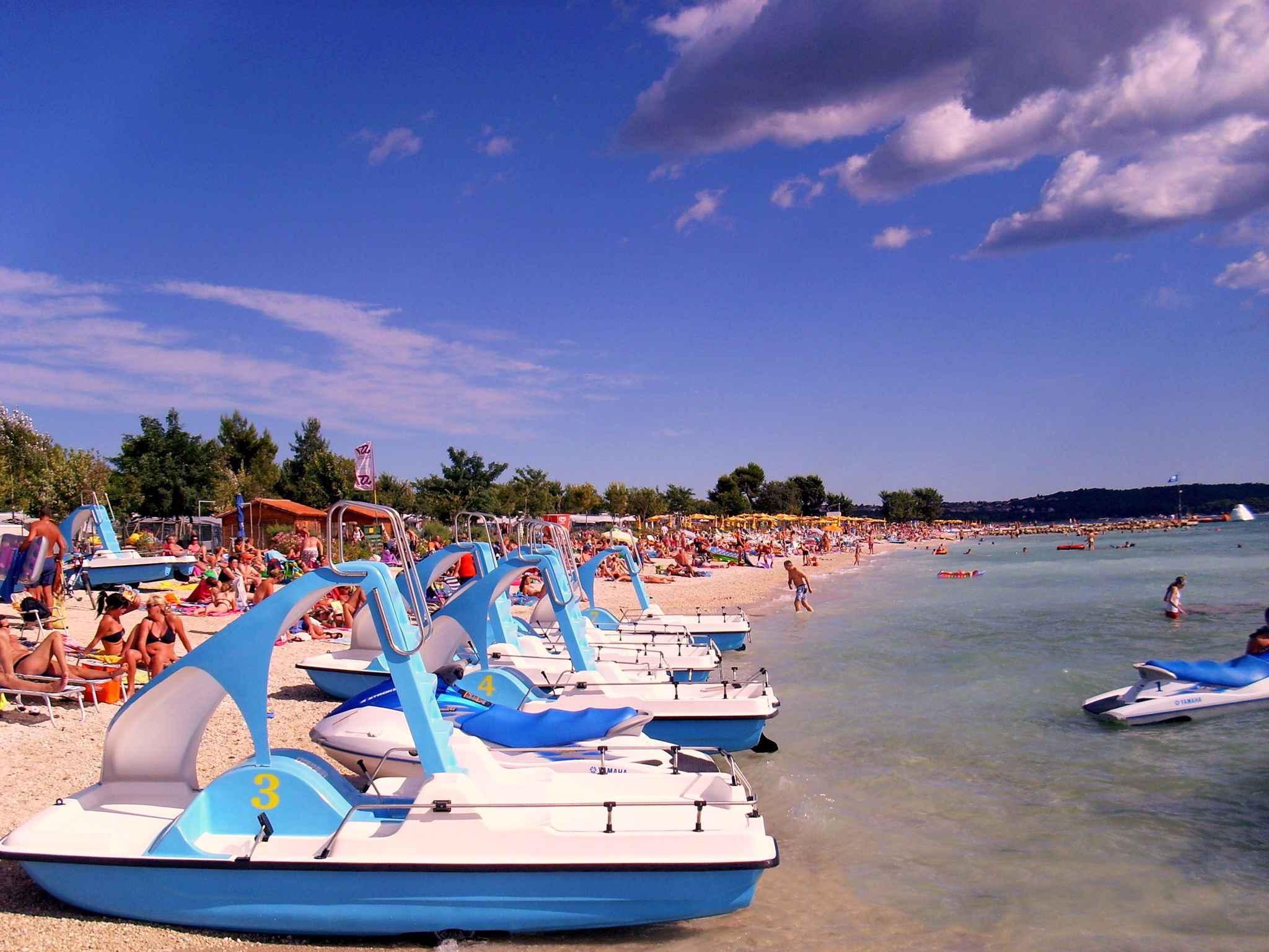 Ferienwohnung mit 55 qm Terrasse mit Meerblick (279767), Fažana, , Istrien, Kroatien, Bild 21