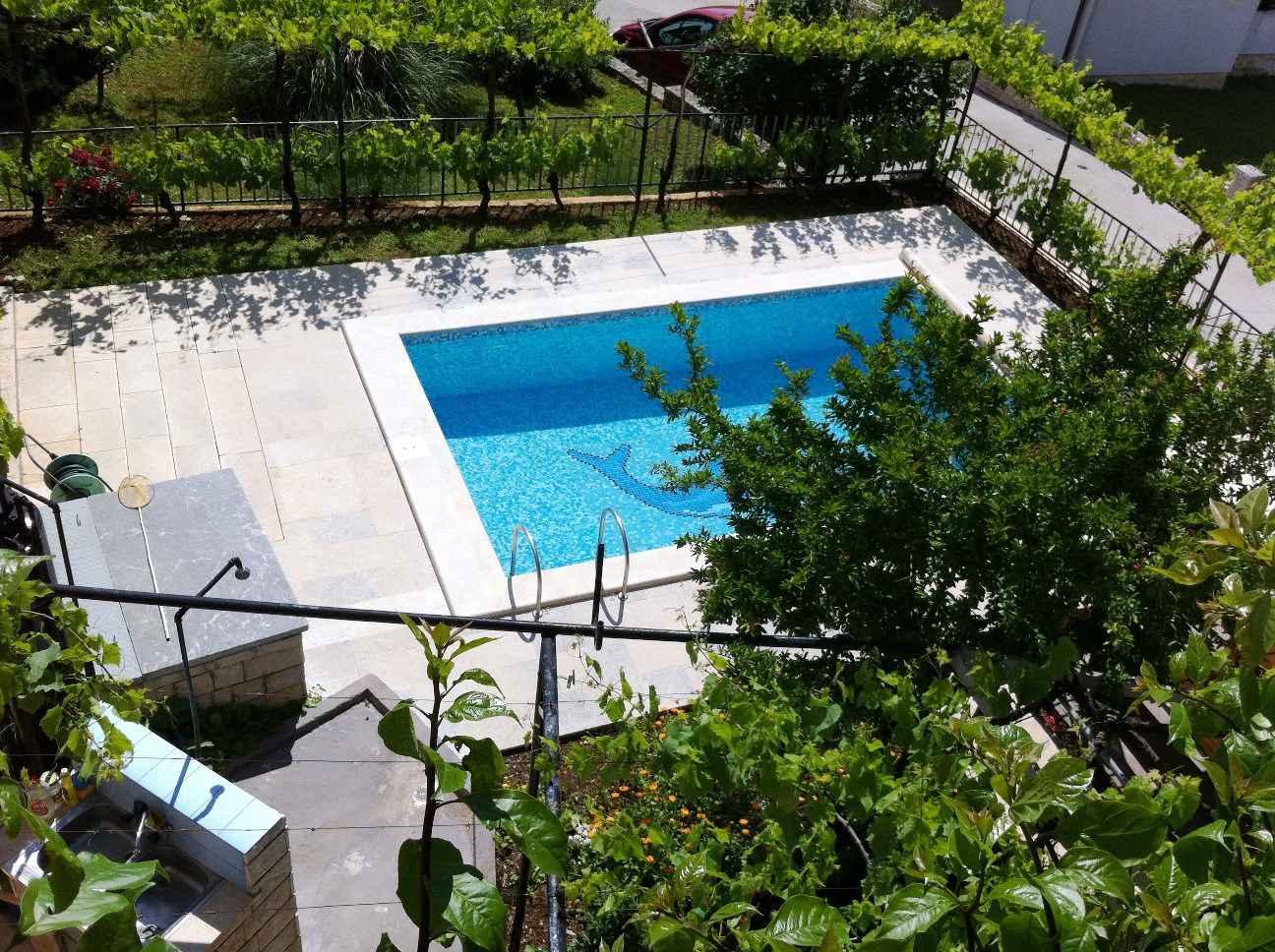 Ferienwohnung mit Pool und Grill (280662), Pula, , Istrien, Kroatien, Bild 4