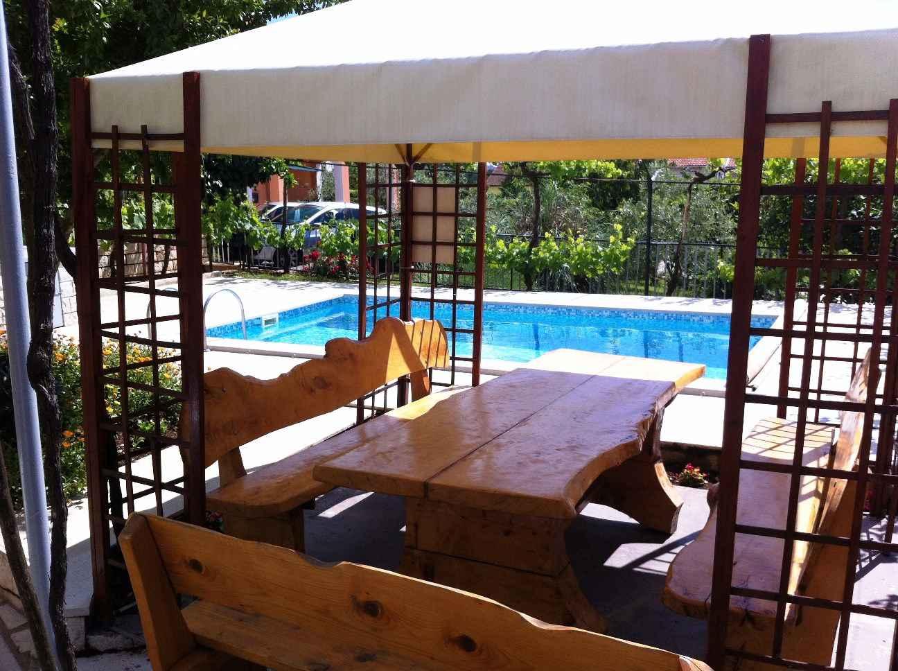 Ferienwohnung mit Pool und Grill (280662), Pula, , Istrien, Kroatien, Bild 6