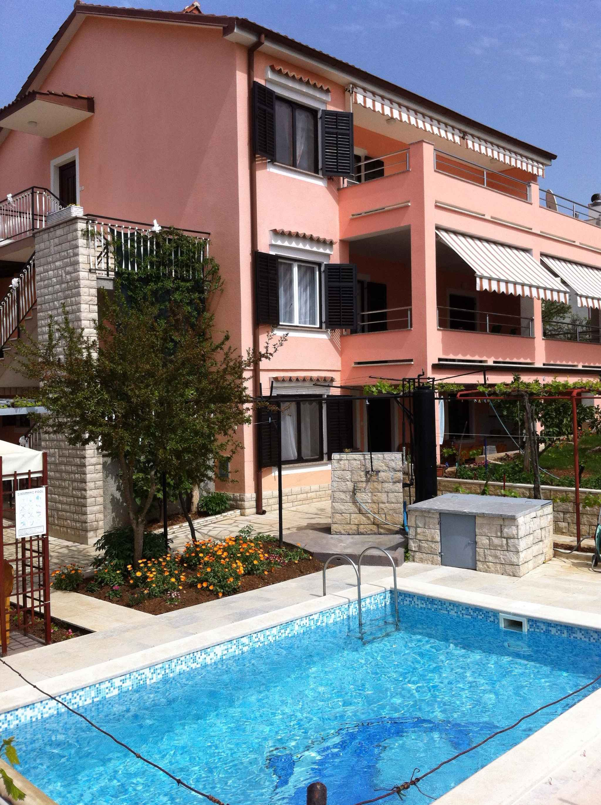 Ferienwohnung mit Pool und Grill (280662), Pula, , Istrien, Kroatien, Bild 1