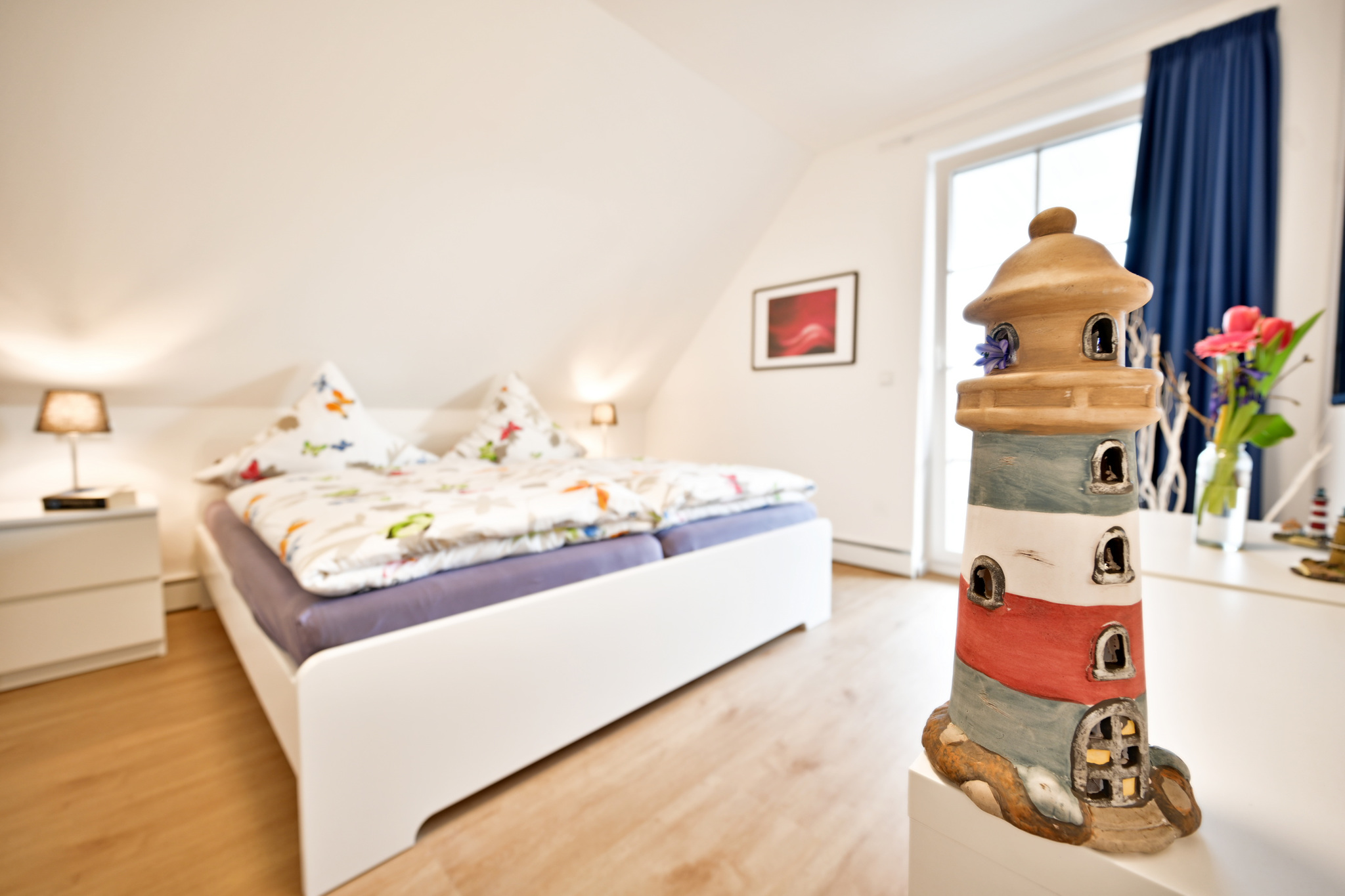 Ferienhaus mit Reetdach, großem Grundstück und Privatweg zum Hafen (2879480), Poseritz, Rügen, Mecklenburg-Vorpommern, Deutschland, Bild 16