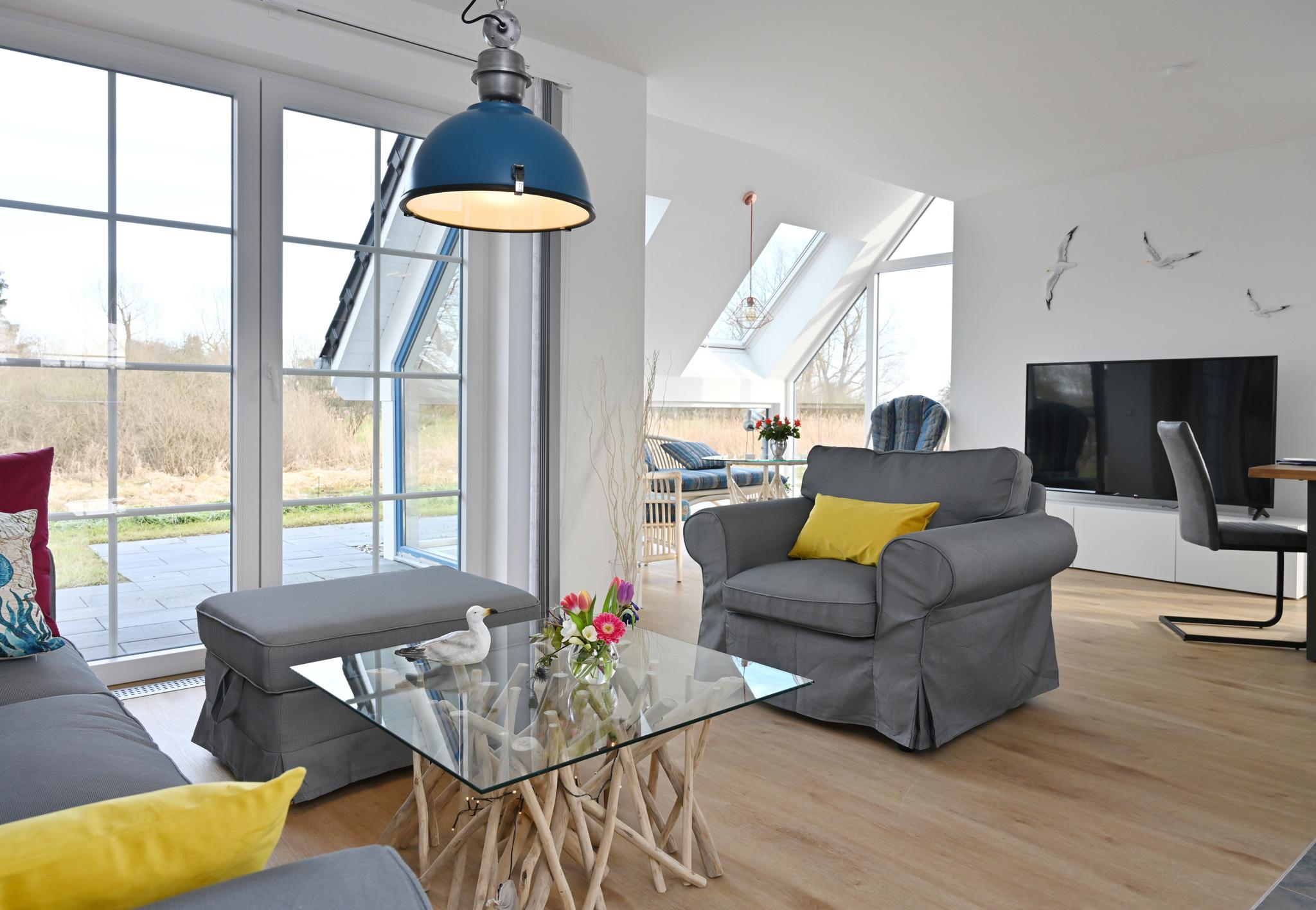 Ferienhaus mit Reetdach, großem Grundstück und Privatweg zum Hafen (2879480), Poseritz, Rügen, Mecklenburg-Vorpommern, Deutschland, Bild 38