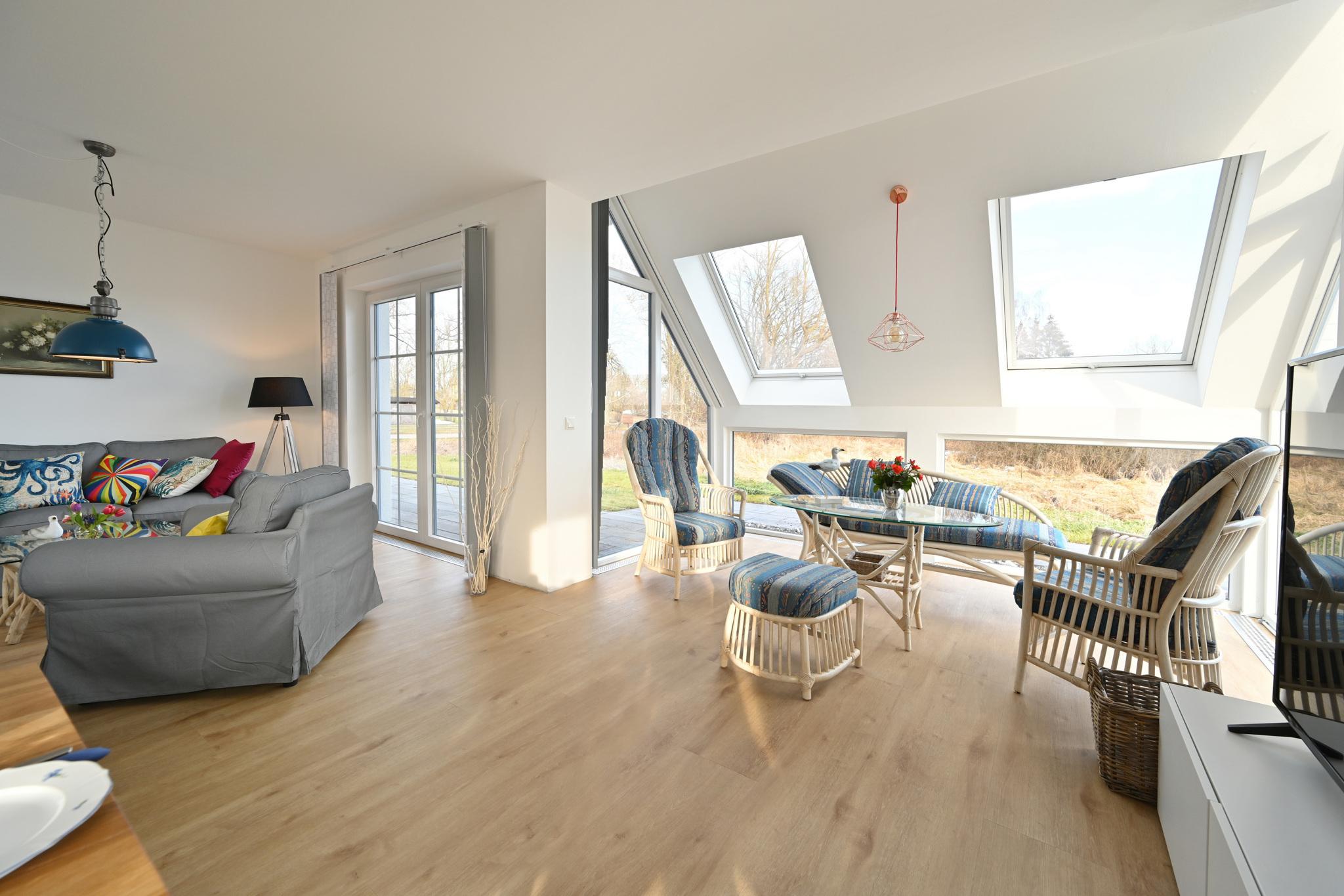 Ferienhaus mit Reetdach, großem Grundstück und Privatweg zum Hafen (2879480), Poseritz, Rügen, Mecklenburg-Vorpommern, Deutschland, Bild 43