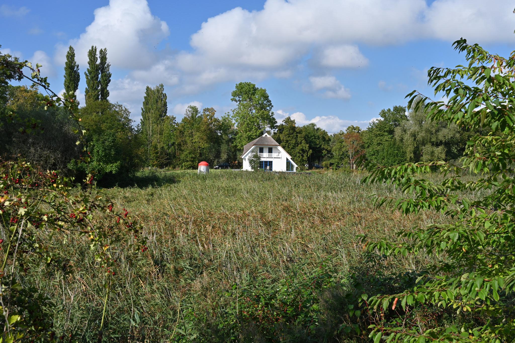 Ferienhaus mit Reetdach, großem Grundstück und Privatweg zum Hafen (2879480), Poseritz, Rügen, Mecklenburg-Vorpommern, Deutschland, Bild 14