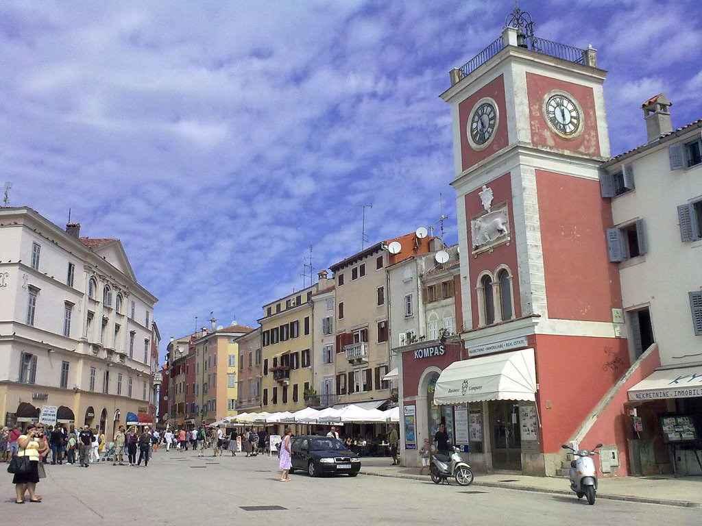 Ferienwohnung mit Terrasse und Klimaanlage (280995), Rovinj, , Istrien, Kroatien, Bild 4