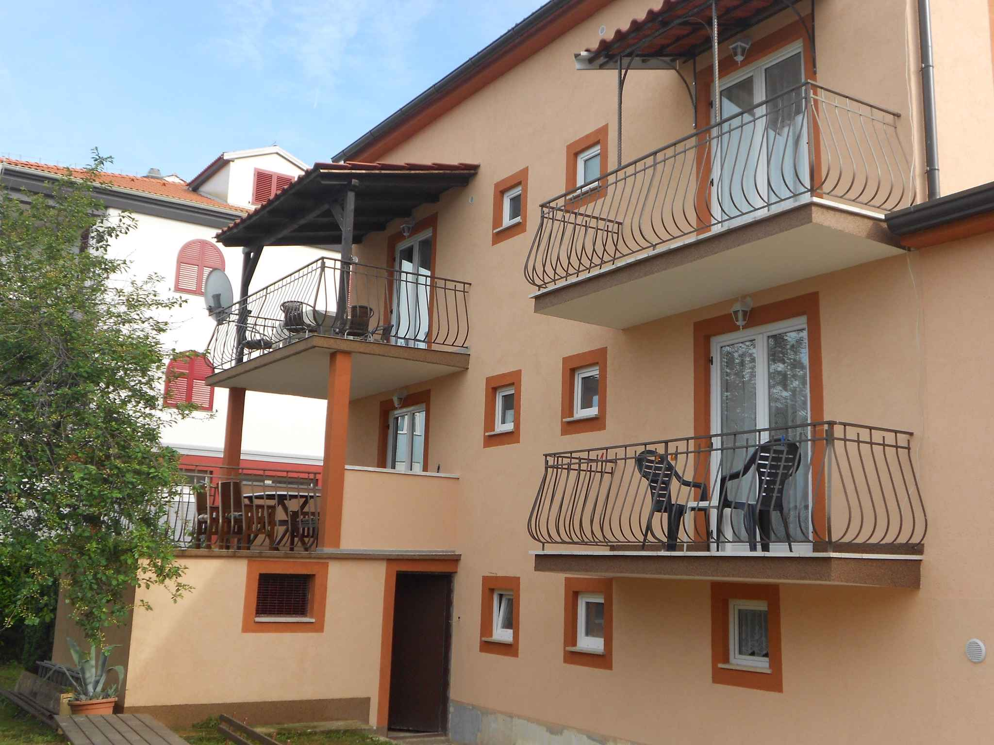 Ferienwohnung mit Terrasse und Klimaanlage (280995), Rovinj, , Istrien, Kroatien, Bild 3