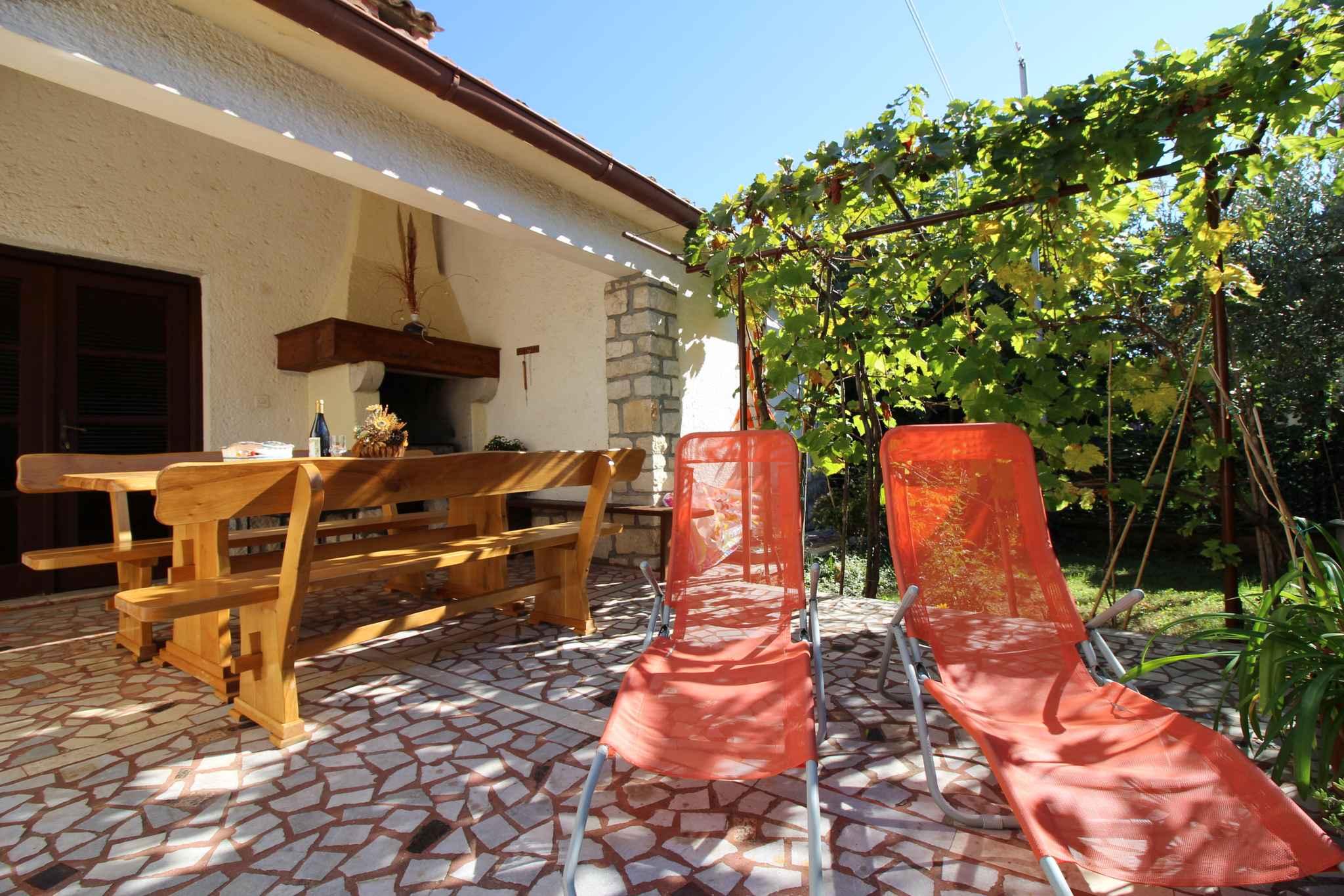 Ferienwohnung mit schönem Garten und Grill (280313), Porec, , Istrien, Kroatien, Bild 4