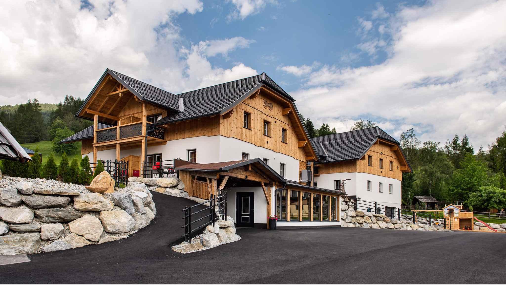 Ferienhaus im Feriendorf Edelweiss (2916176), Mariapfarr, Lungau, Salzburg, Österreich, Bild 2