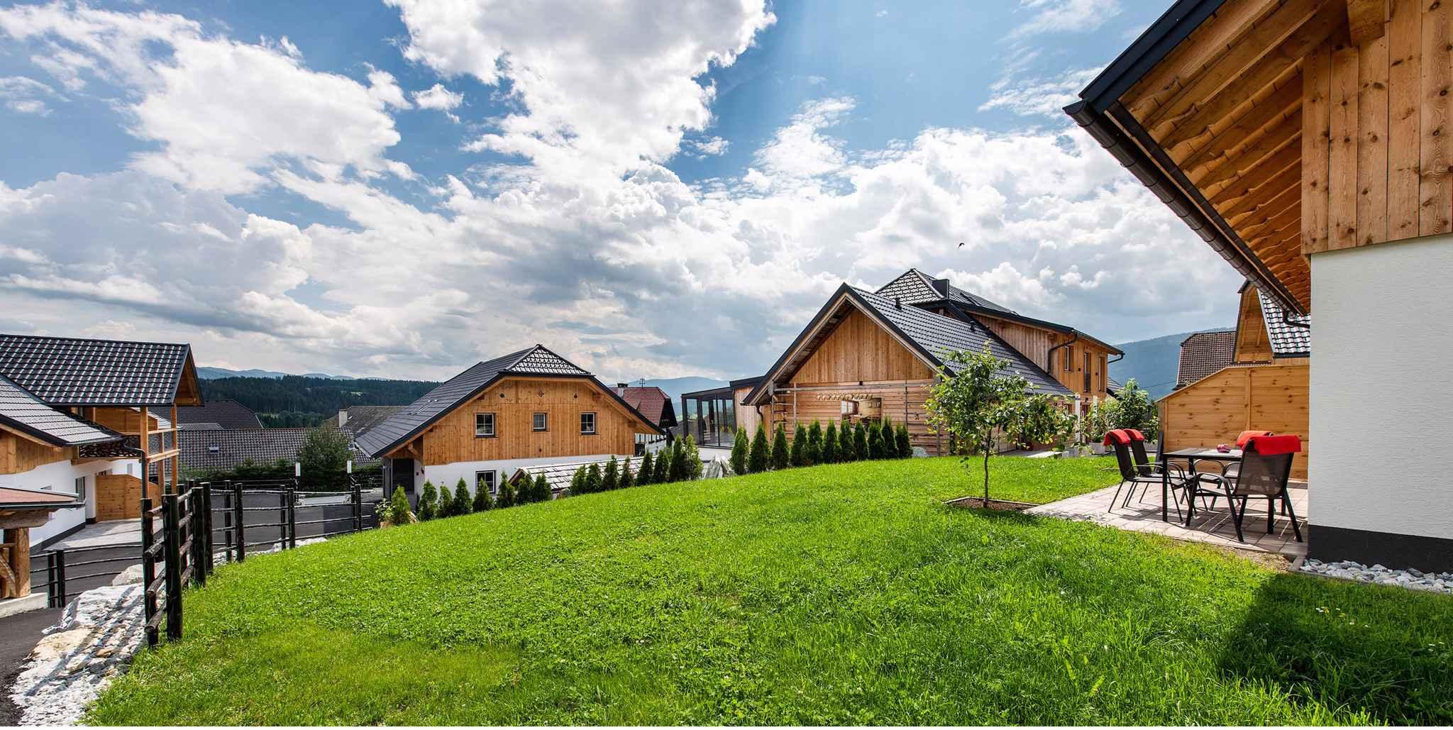 Ferienhaus im Feriendorf Edelweiss (2916176), Mariapfarr, Lungau, Salzburg, Österreich, Bild 4
