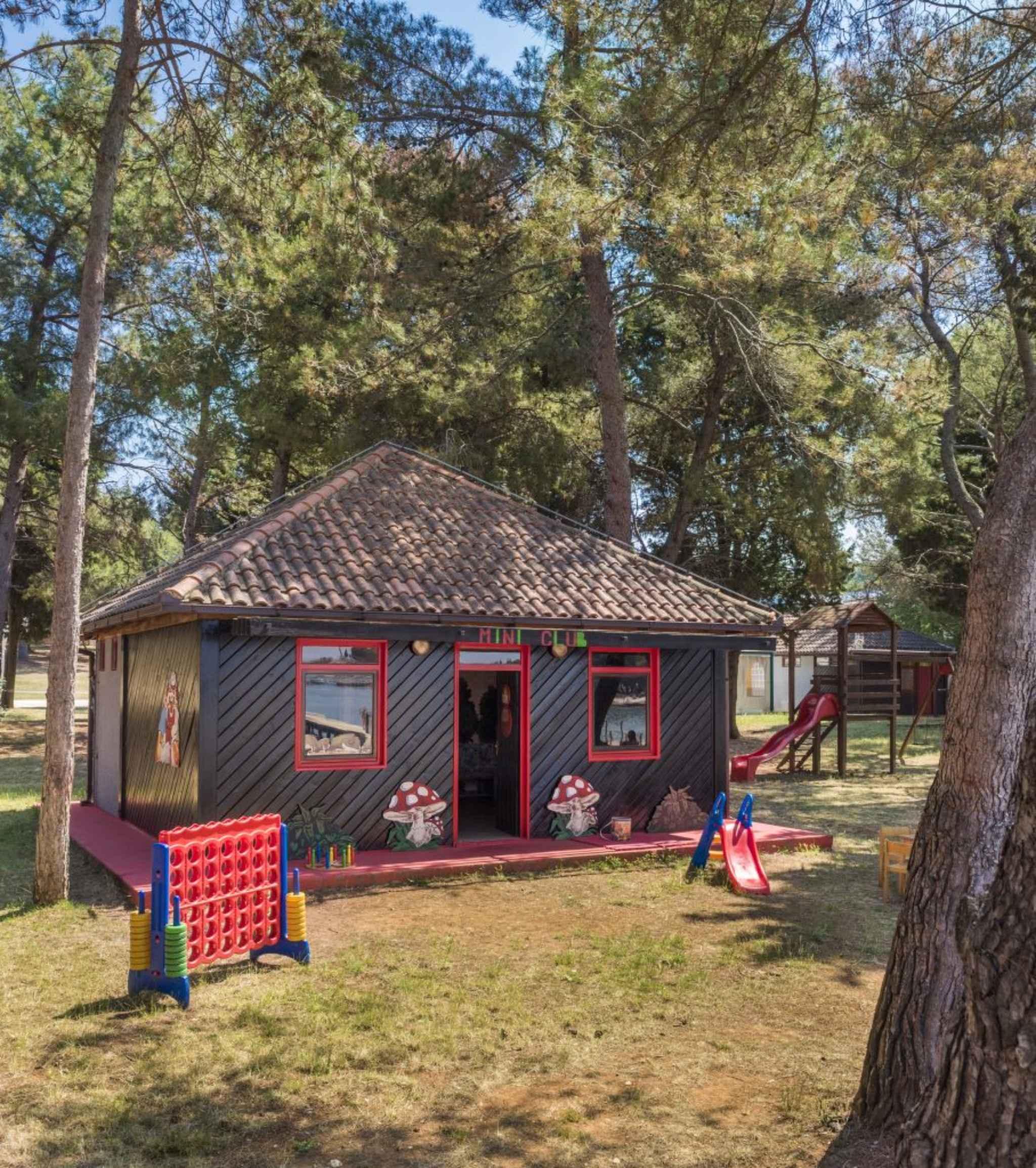 Ferienwohnung Studio in der Ferienanlage Polynesia (281139), Umag, , Istrien, Kroatien, Bild 12