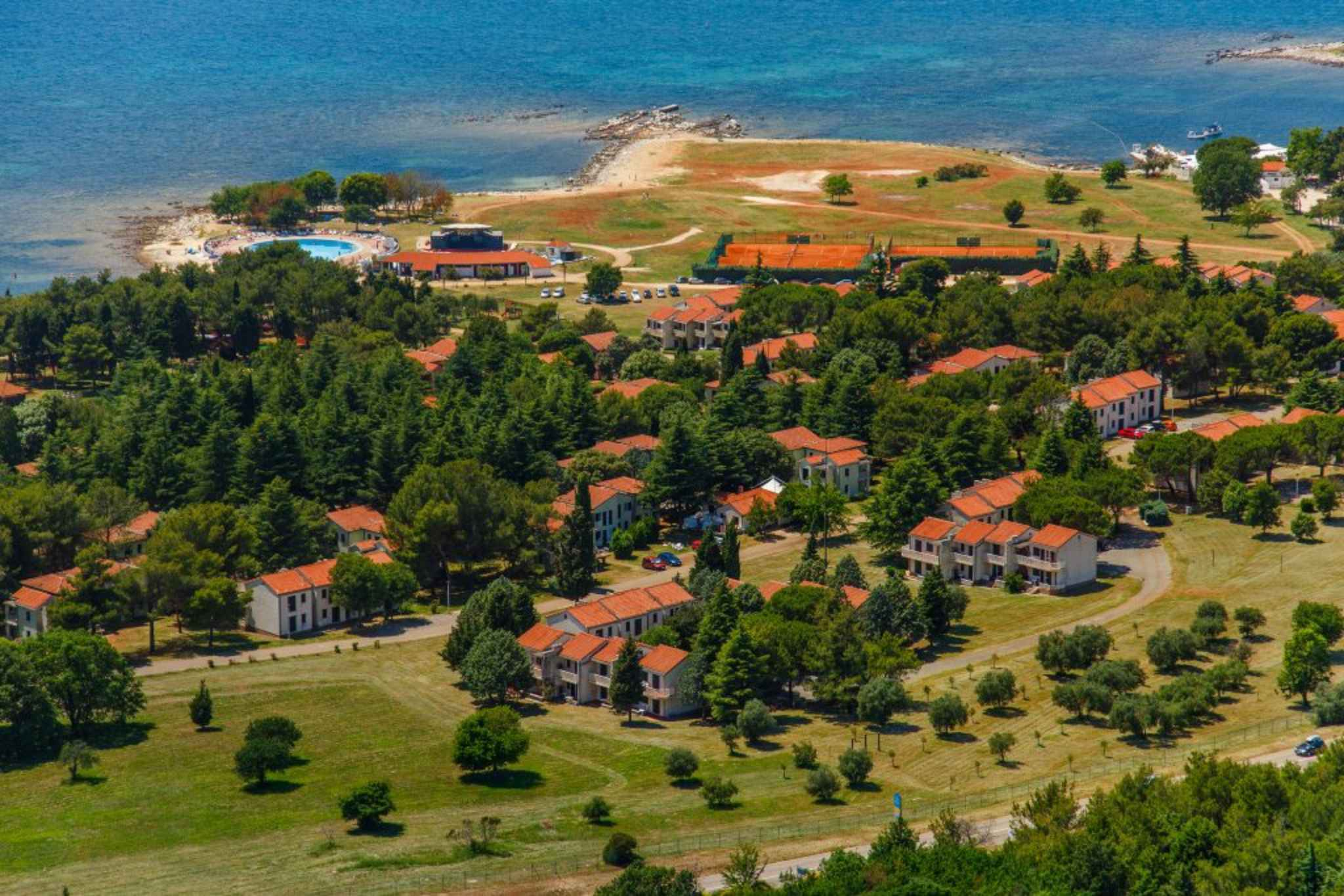 Ferienwohnung Studio in der Ferienanlage Polynesia (281139), Umag, , Istrien, Kroatien, Bild 13
