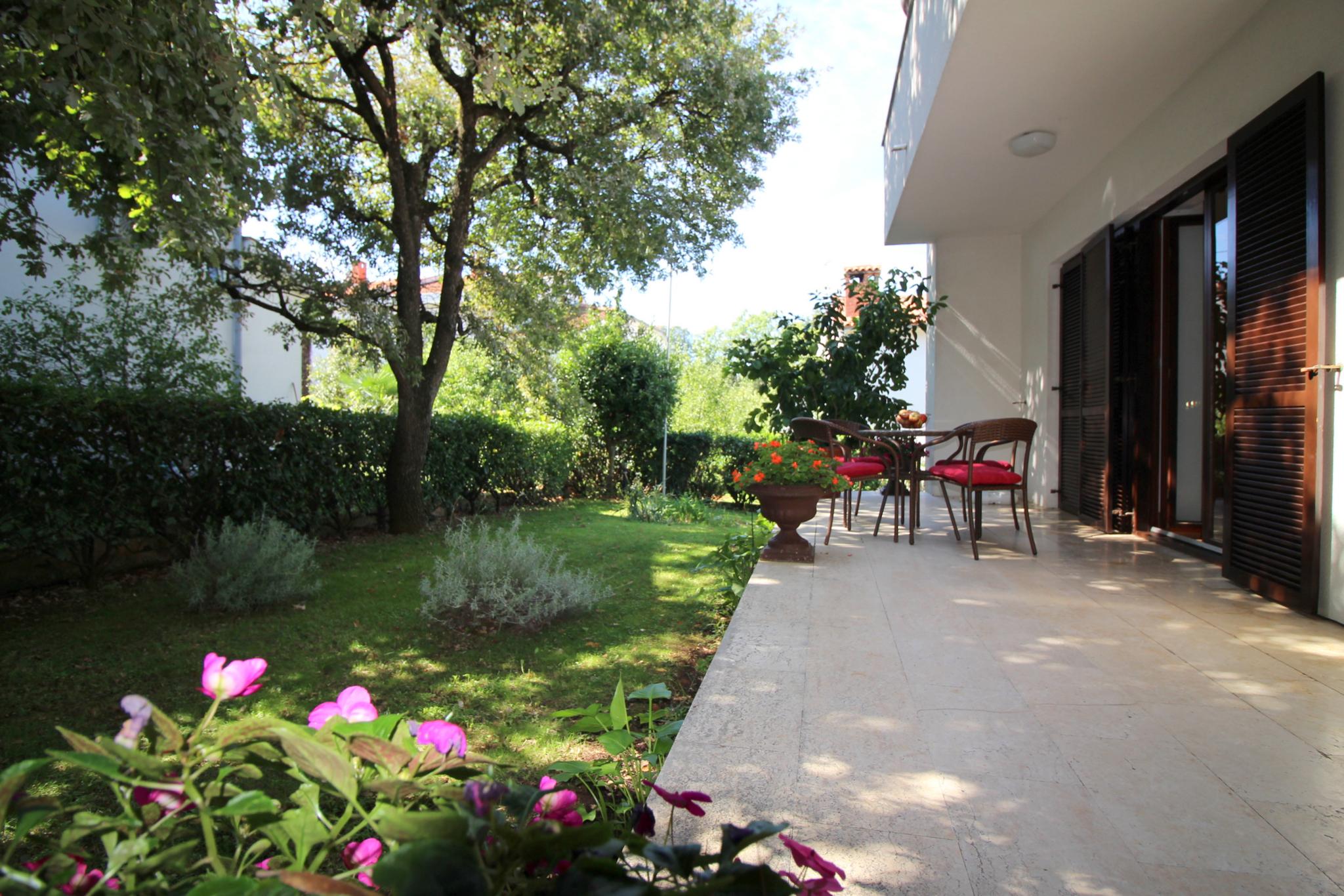 Ferienwohnung in ruhige Lage und 400 m zum Strand (280321), Porec, , Istrien, Kroatien, Bild 3