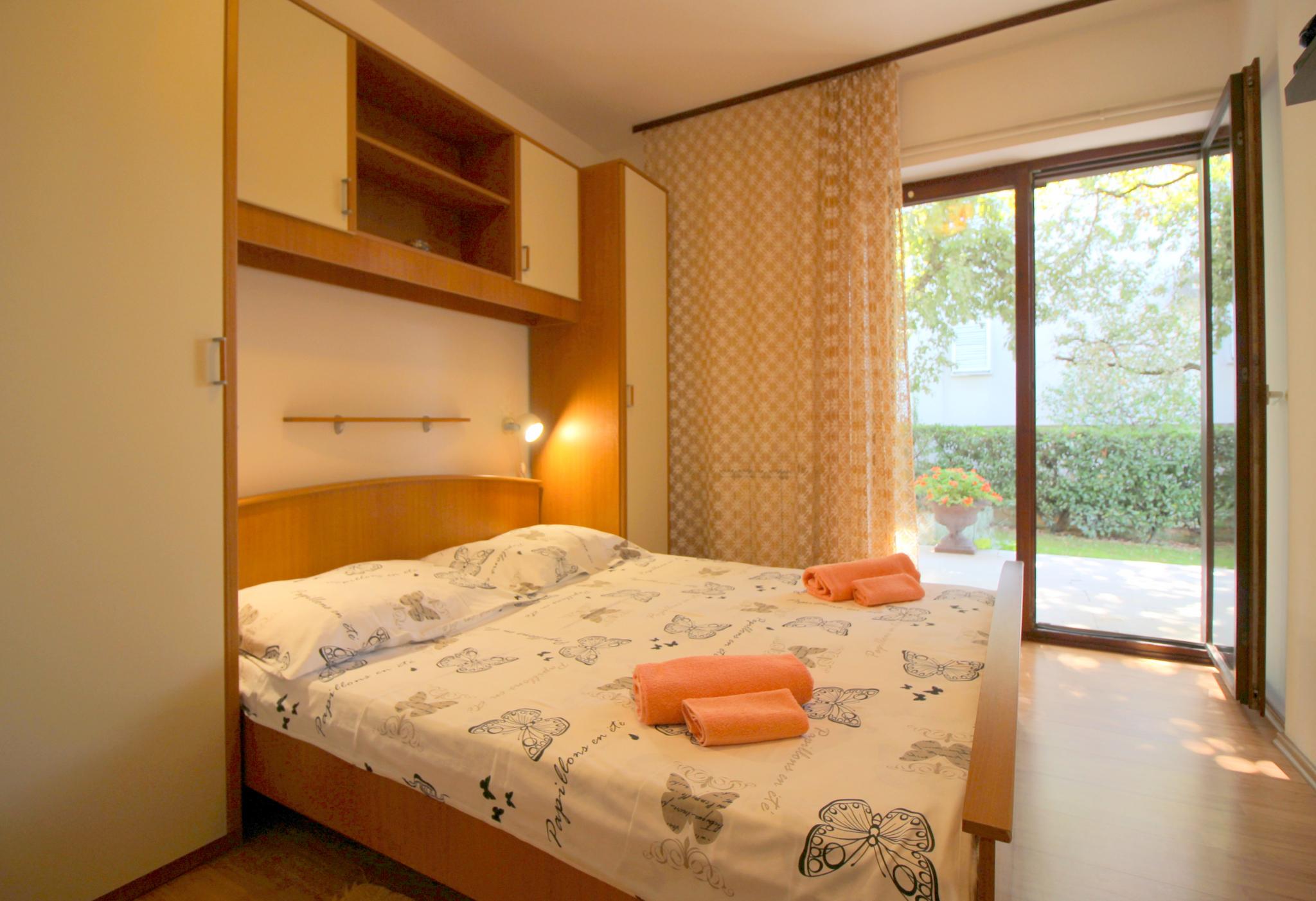 Ferienwohnung in ruhige Lage und 400 m zum Strand (280321), Porec, , Istrien, Kroatien, Bild 13