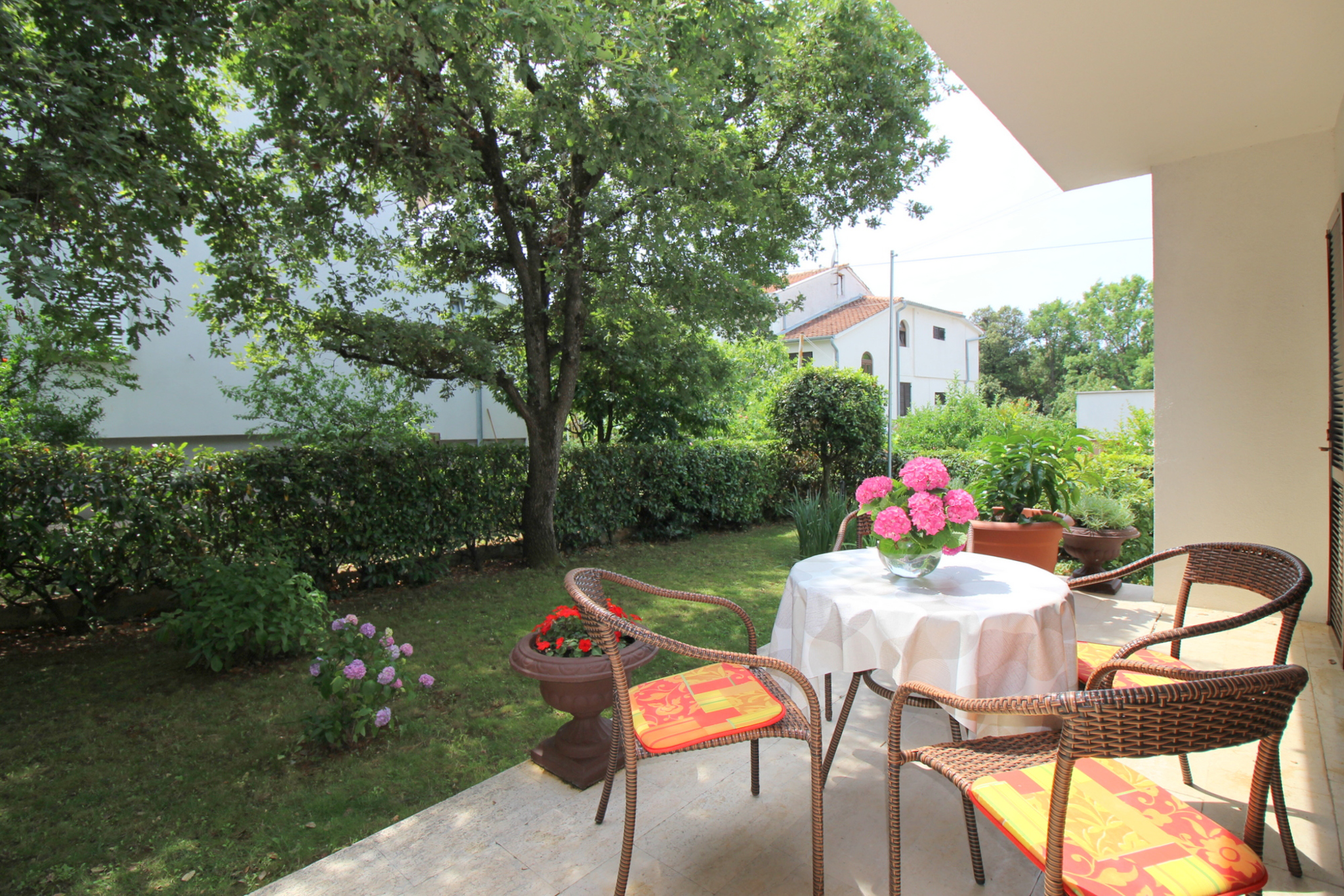 Ferienwohnung in ruhige Lage und 400 m zum Strand (280321), Porec, , Istrien, Kroatien, Bild 12
