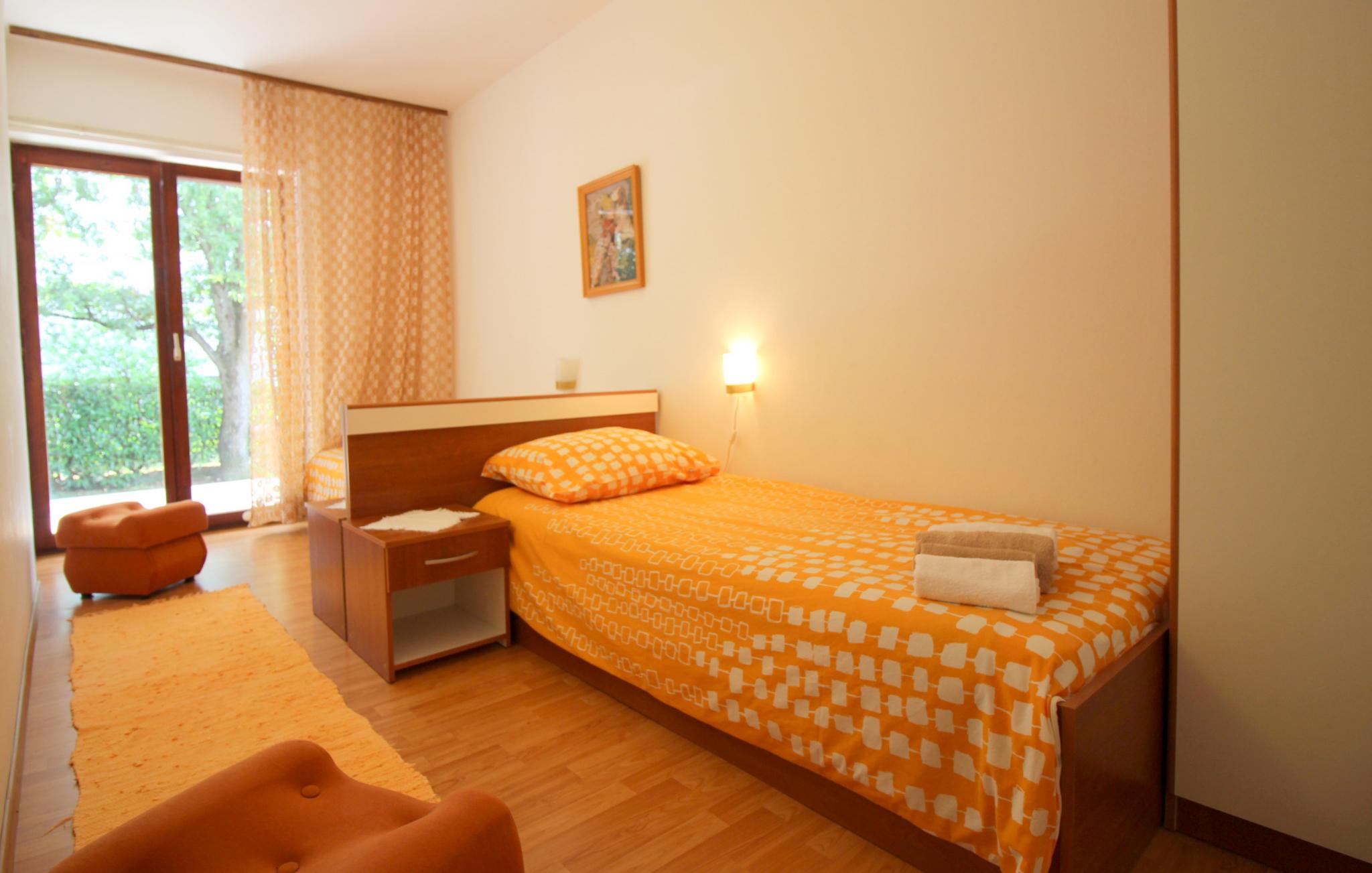 Ferienwohnung in ruhige Lage und 400 m zum Strand (280321), Porec, , Istrien, Kroatien, Bild 17