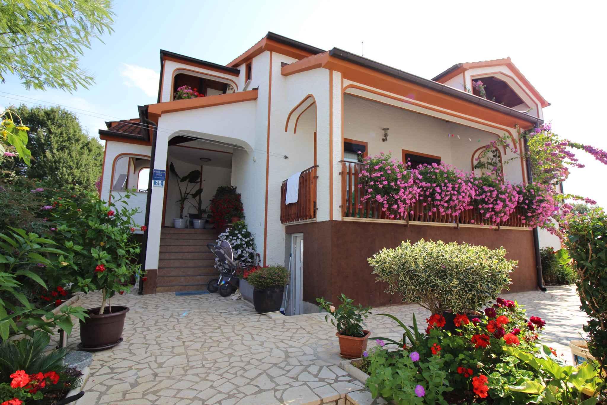 Ferienwohnung in ruhiger Lage  in Istrien