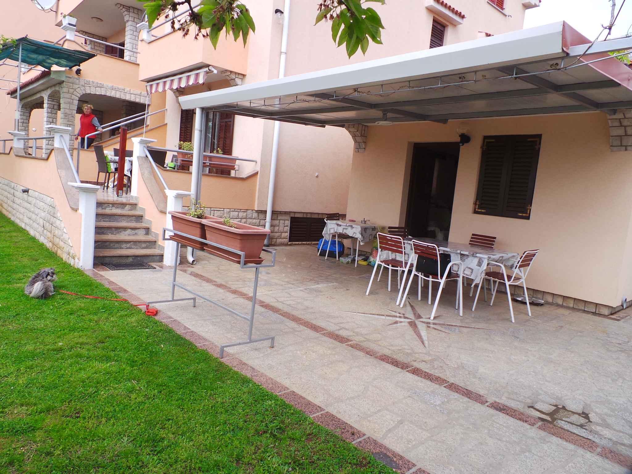 Ferienwohnung mit Tischtennis im Garten (279780), Fažana, , Istrien, Kroatien, Bild 9