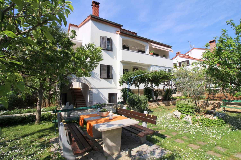 Ferienwohnung Studio mit Garten und Grillmöglichkeit (280319), Porec, , Istrien, Kroatien, Bild 2