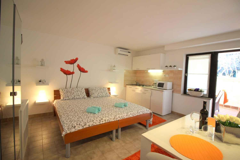 Ferienwohnung Studio mit Garten und Grillmöglichkeit (280319), Porec, , Istrien, Kroatien, Bild 13