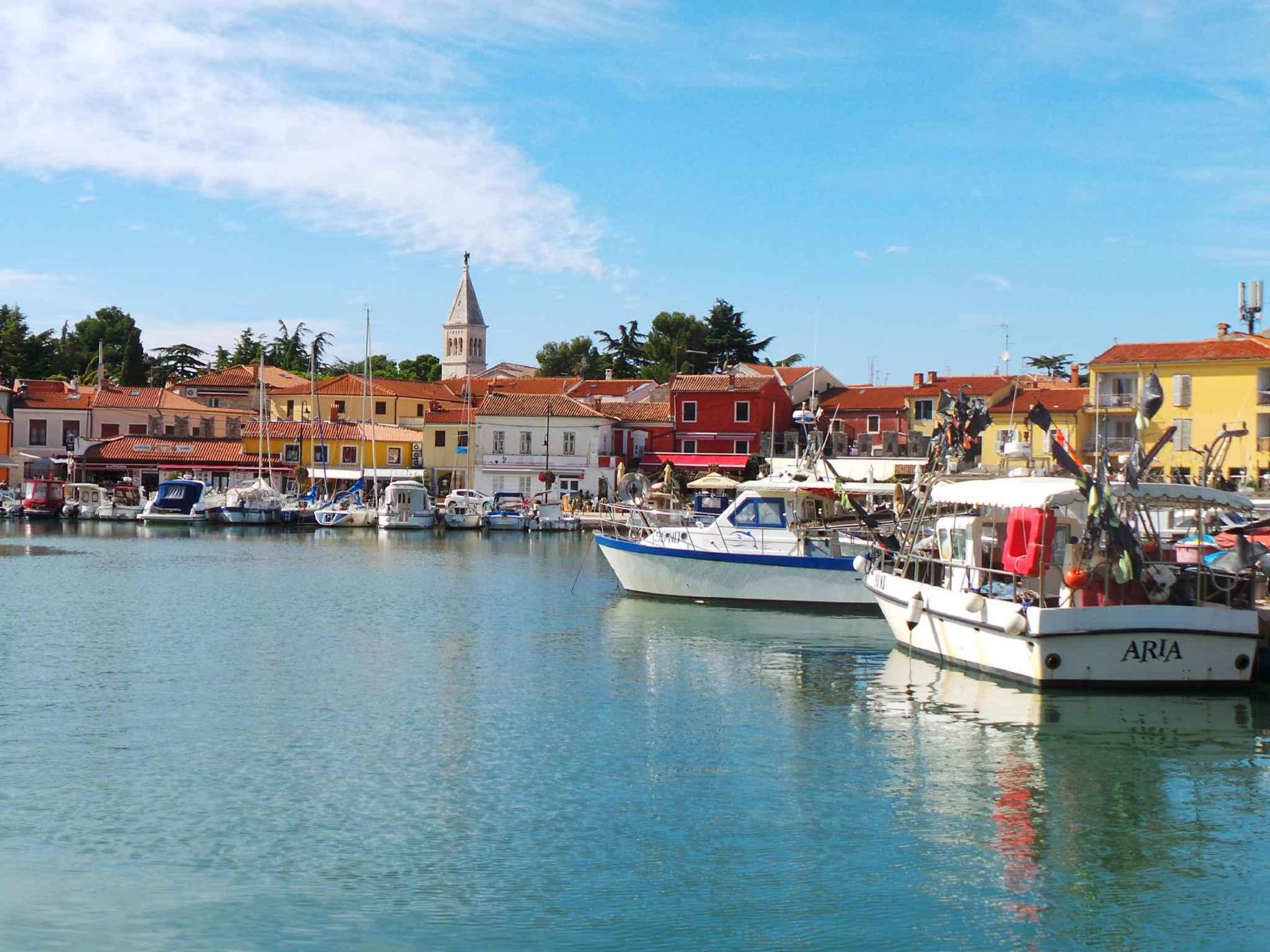 Ferienwohnung mit Klimaanlage und Meerblick (279812), Fažana, , Istrien, Kroatien, Bild 15