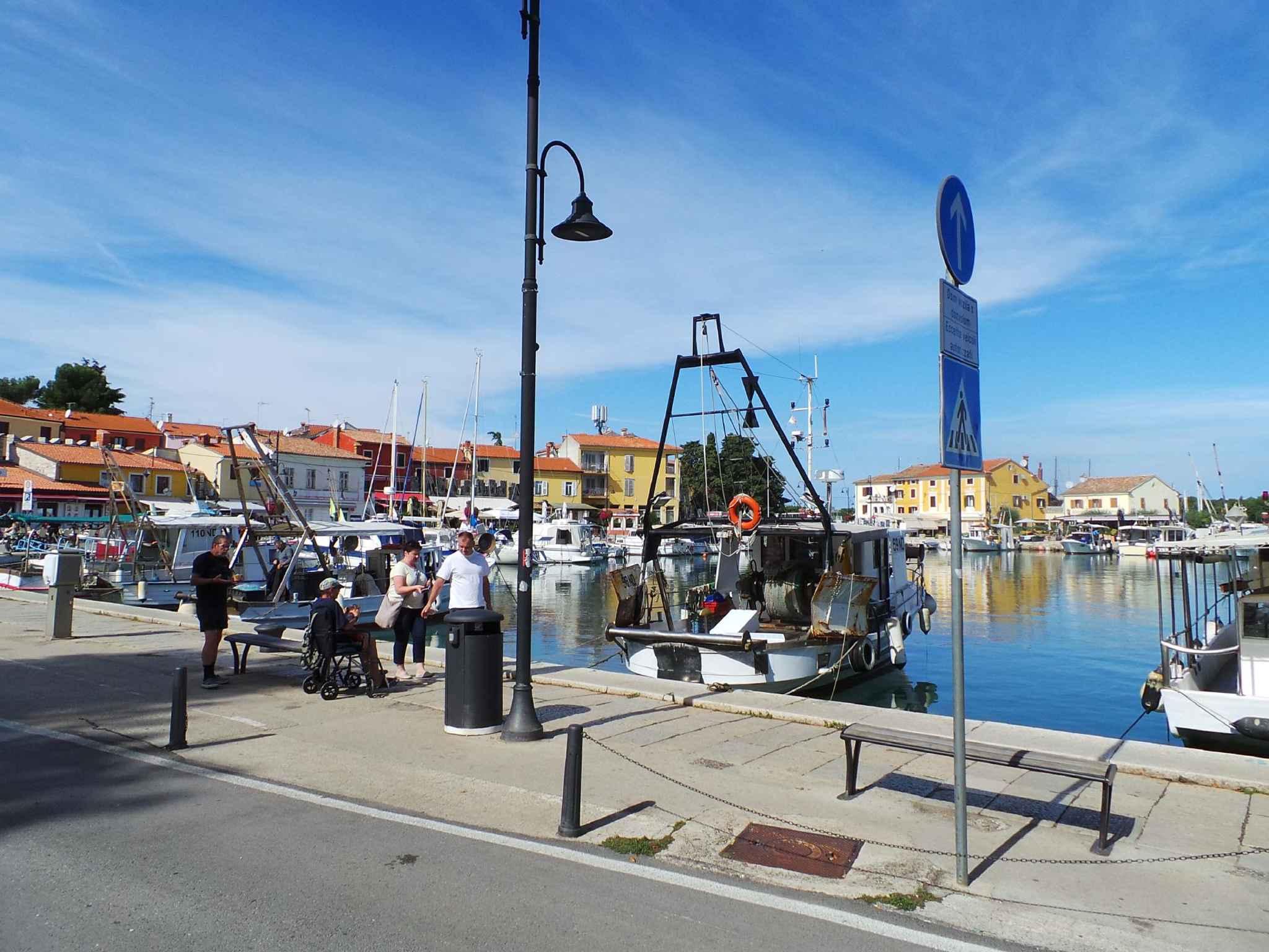 Ferienwohnung mit Klimaanlage und Meerblick (279812), Fažana, , Istrien, Kroatien, Bild 18