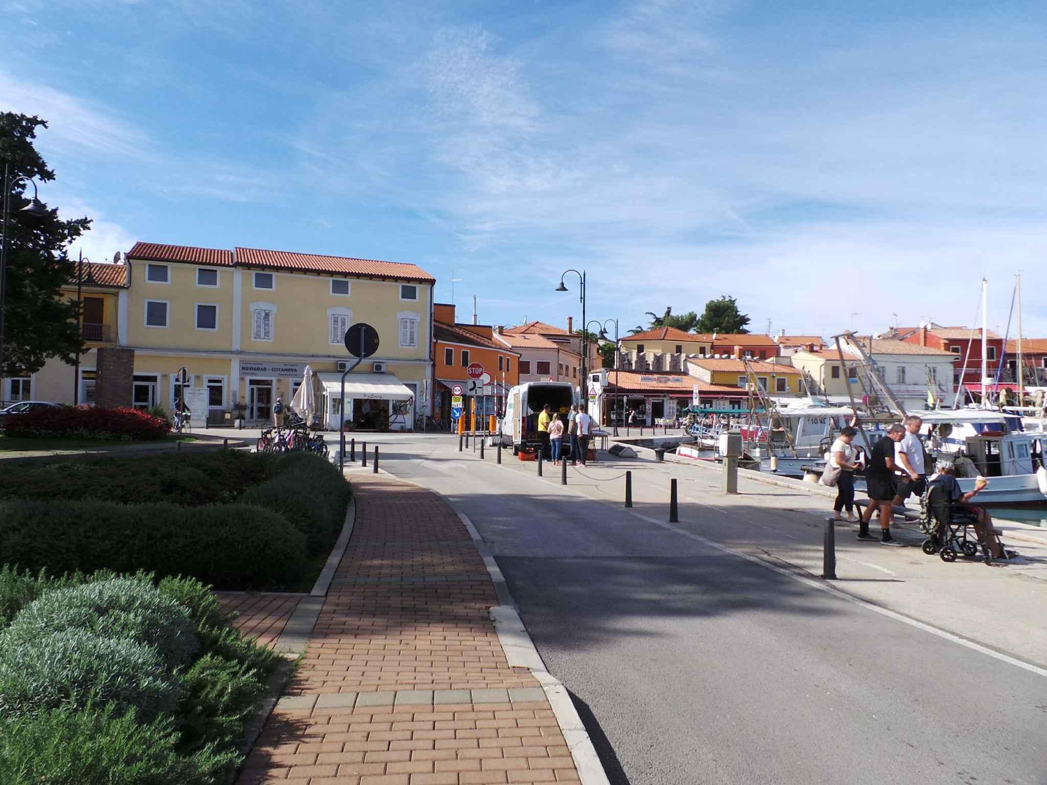 Ferienwohnung mit Klimaanlage und Meerblick (279812), Fažana, , Istrien, Kroatien, Bild 19
