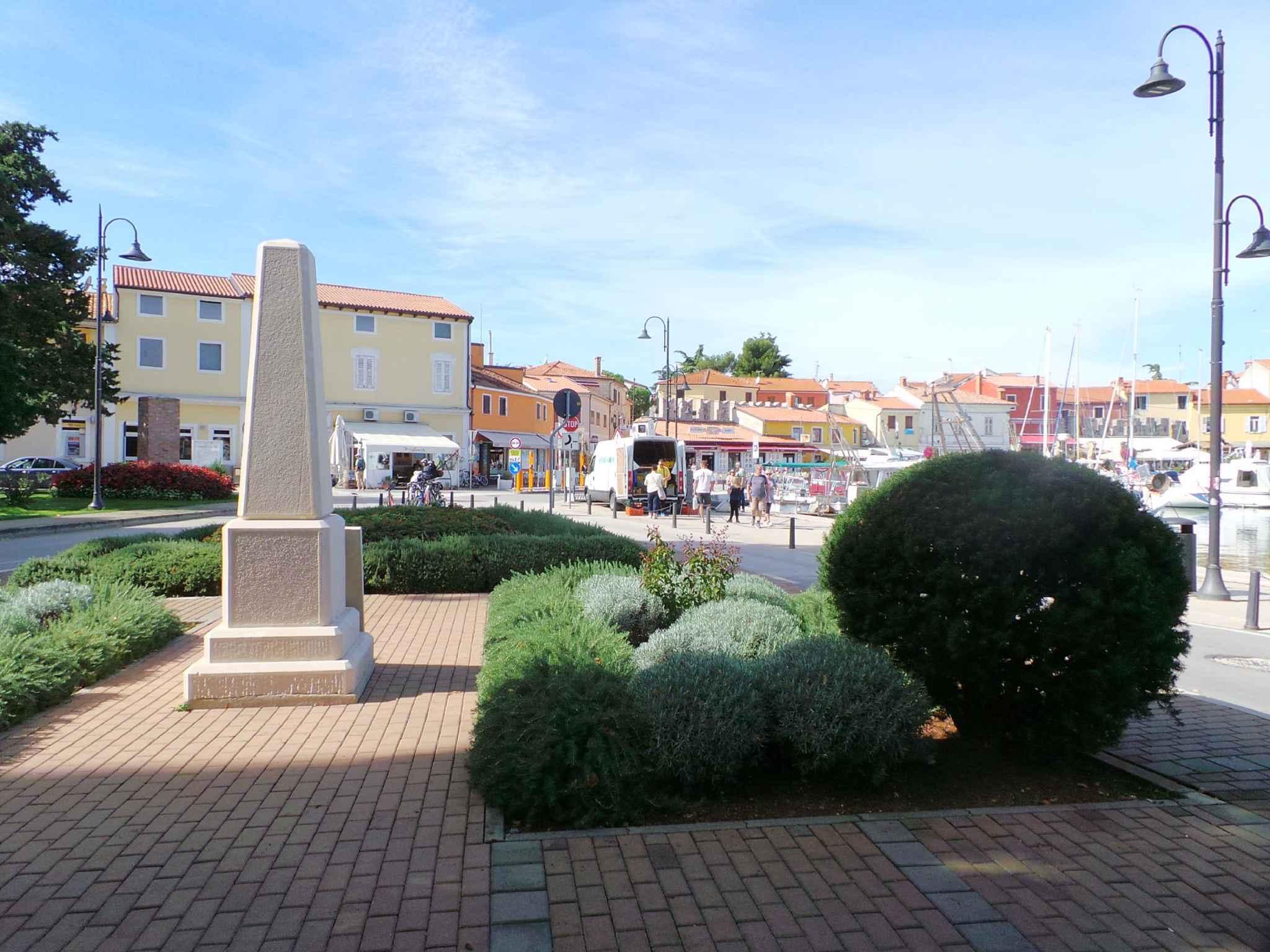 Ferienwohnung mit Klimaanlage und Meerblick (279812), Fažana, , Istrien, Kroatien, Bild 21