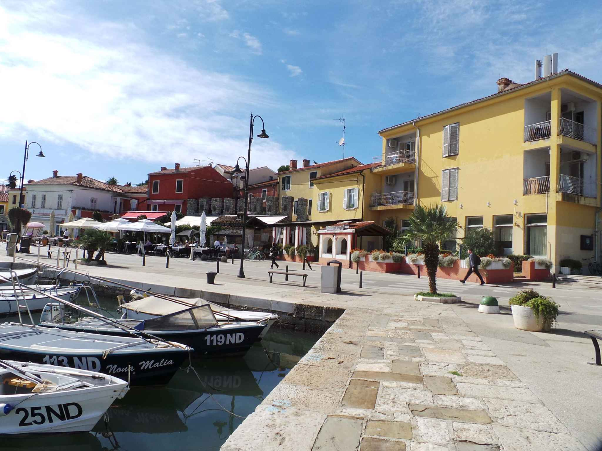 Ferienwohnung mit Klimaanlage und Meerblick (279812), Fažana, , Istrien, Kroatien, Bild 24