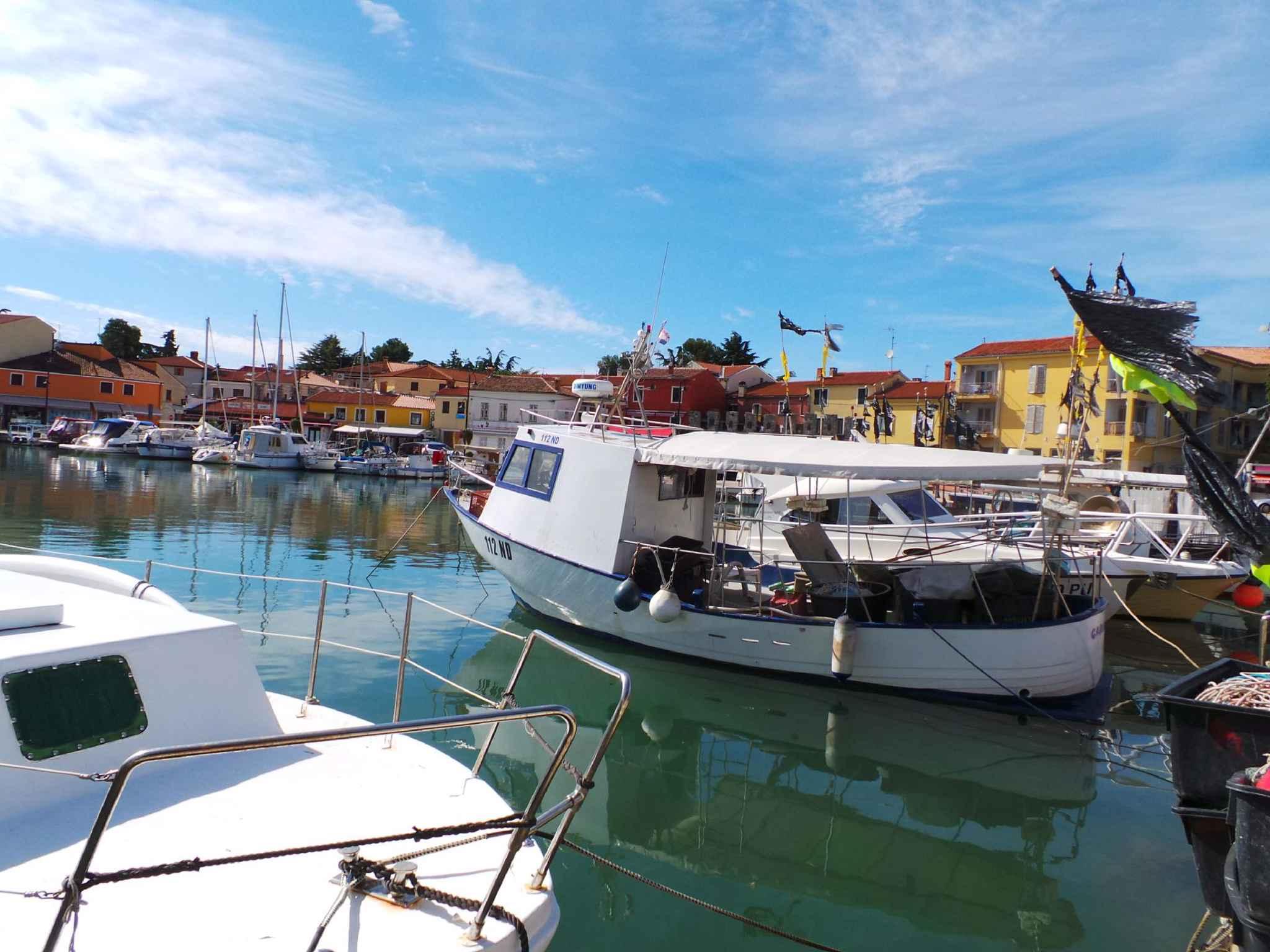 Ferienwohnung mit Klimaanlage und Meerblick (279812), Fažana, , Istrien, Kroatien, Bild 28