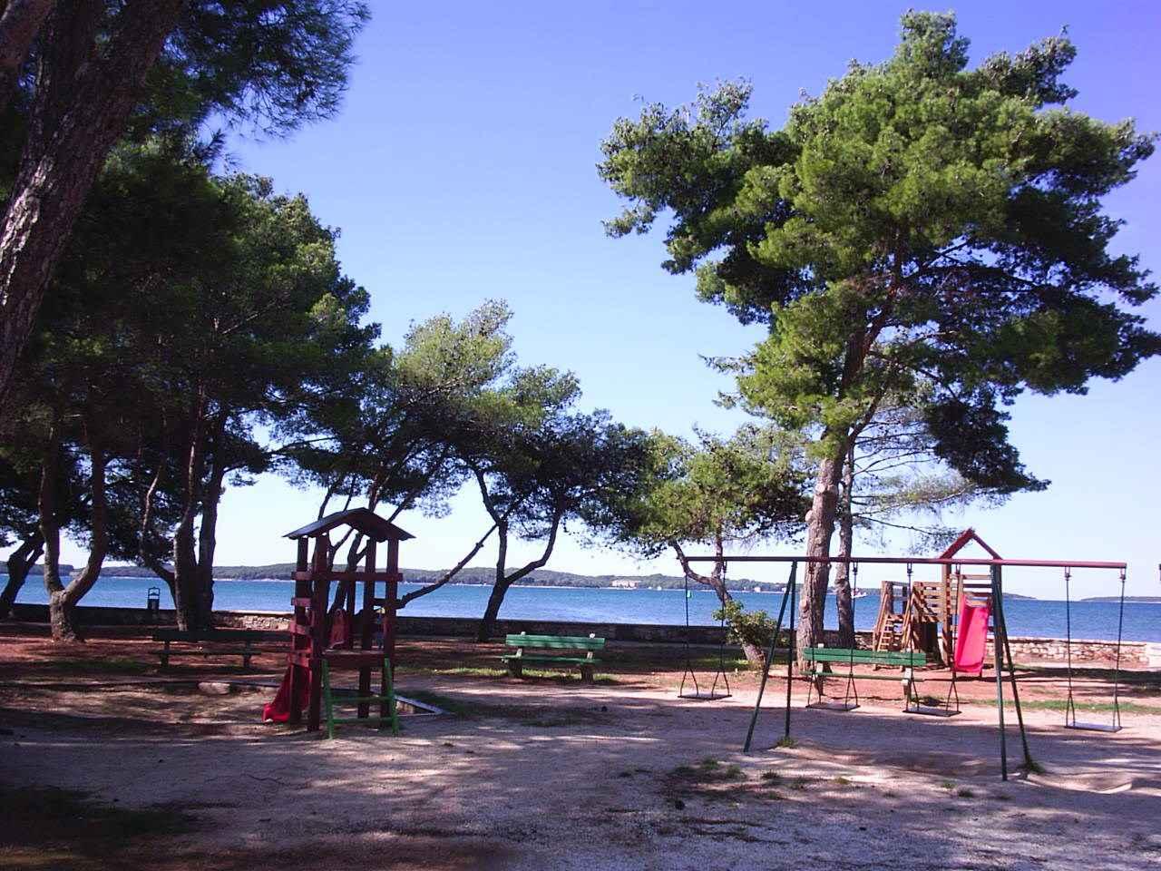 Ferienwohnung mit Klimaanlage und Meerblick (279812), Fažana, , Istrien, Kroatien, Bild 9