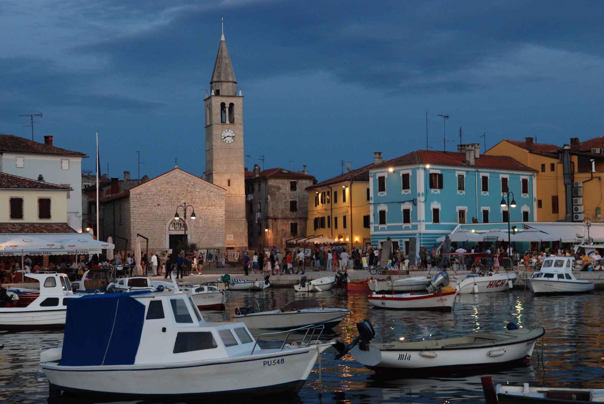 Ferienwohnung mit Klimaanlage und Meerblick (279812), Fažana, , Istrien, Kroatien, Bild 14