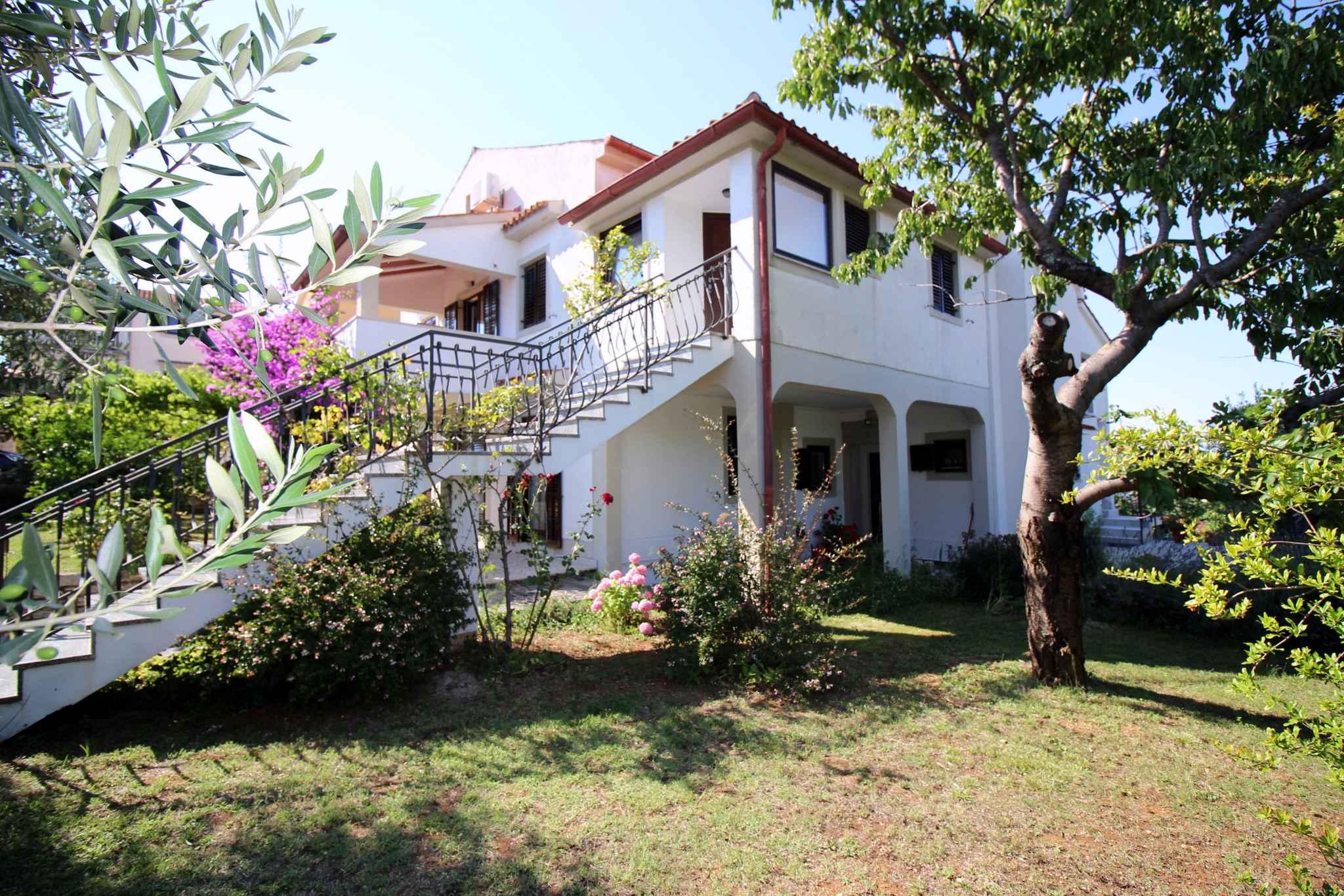 Ferienwohnung mit schönem Balkon und Gartenmöbeln (280241), Porec, , Istrien, Kroatien, Bild 5