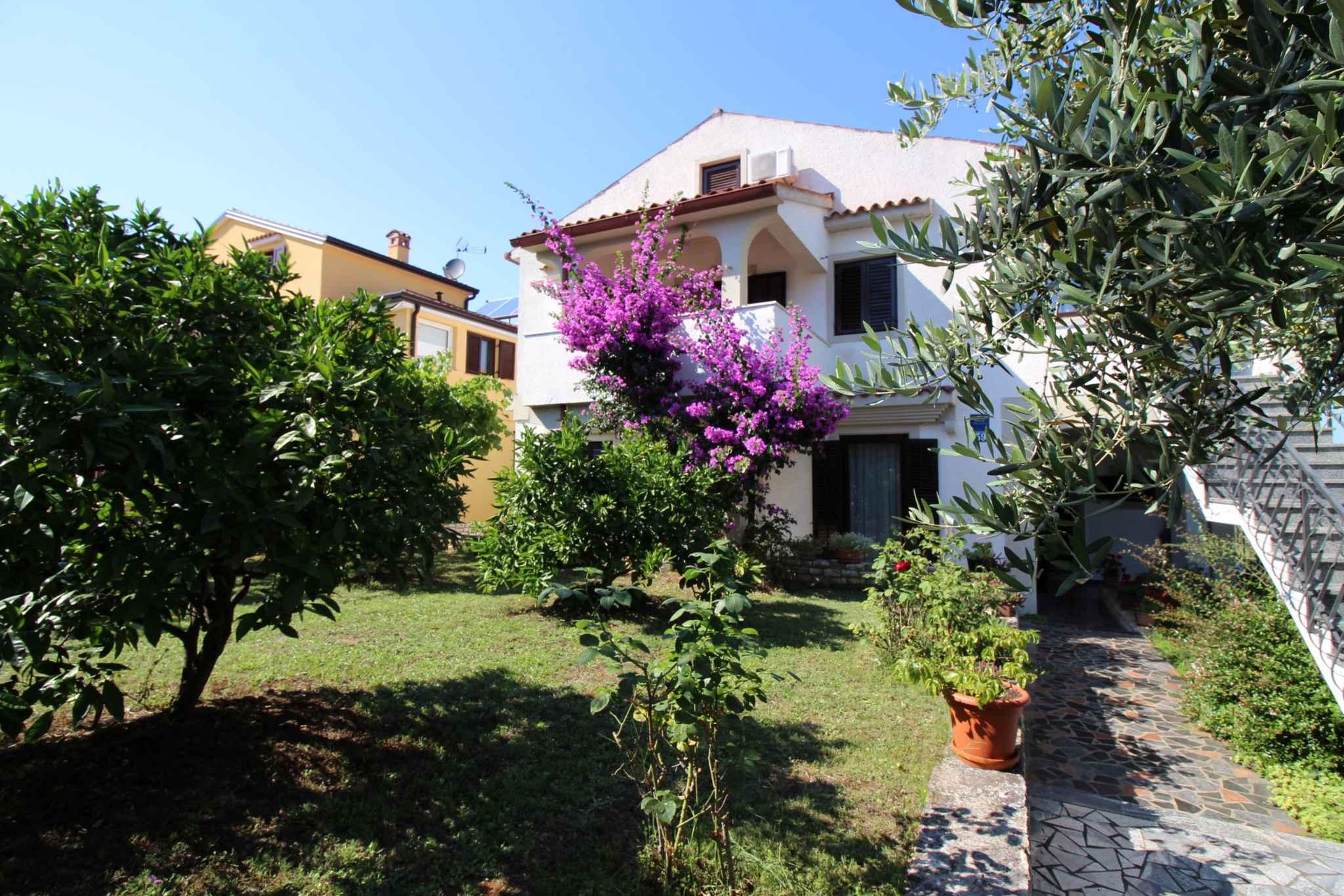 Ferienwohnung mit schönem Balkon und Gartenmöbeln (280241), Porec, , Istrien, Kroatien, Bild 6