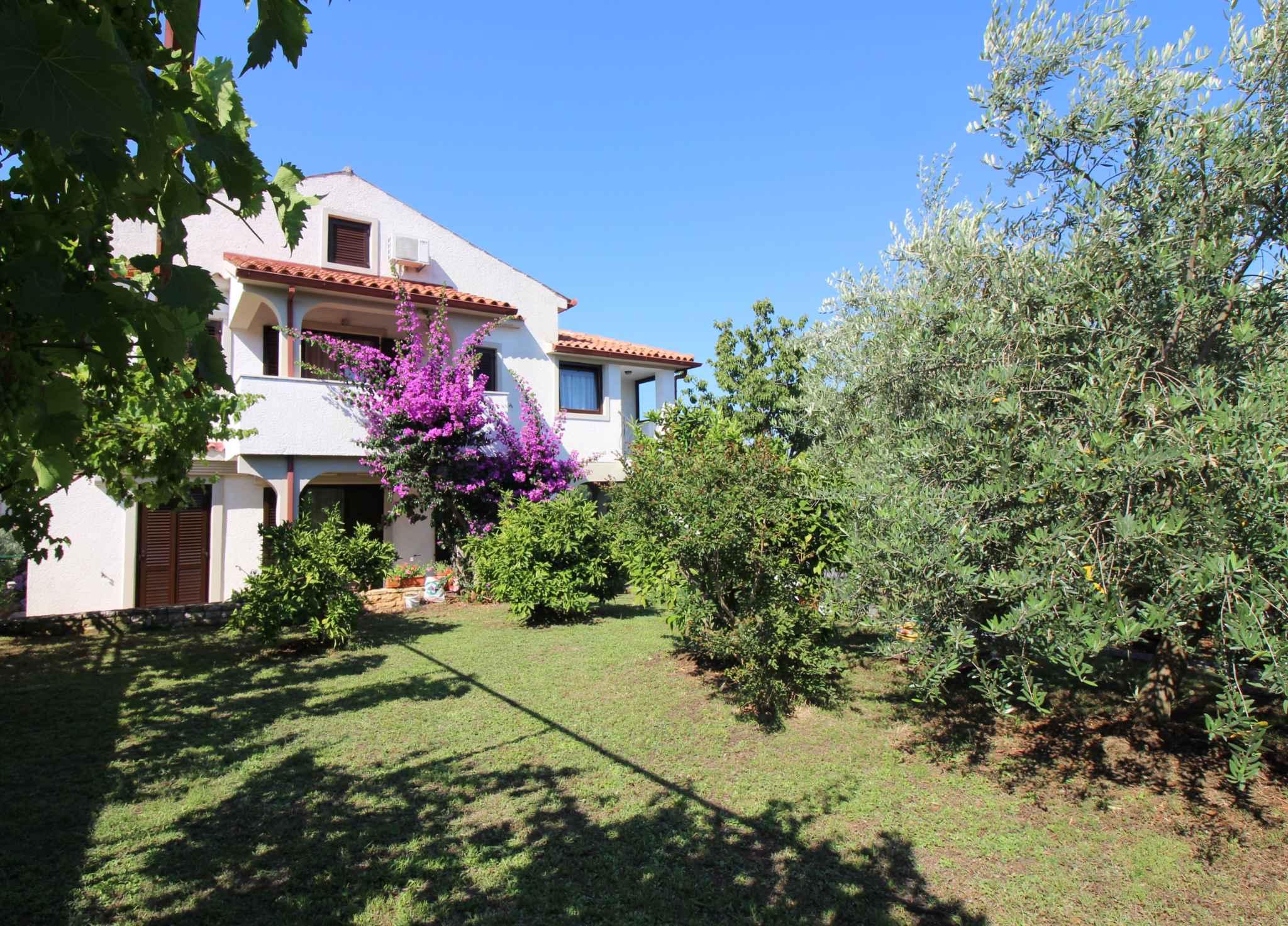Ferienwohnung mit schönem Balkon und Gartenmöbeln (280241), Porec, , Istrien, Kroatien, Bild 3