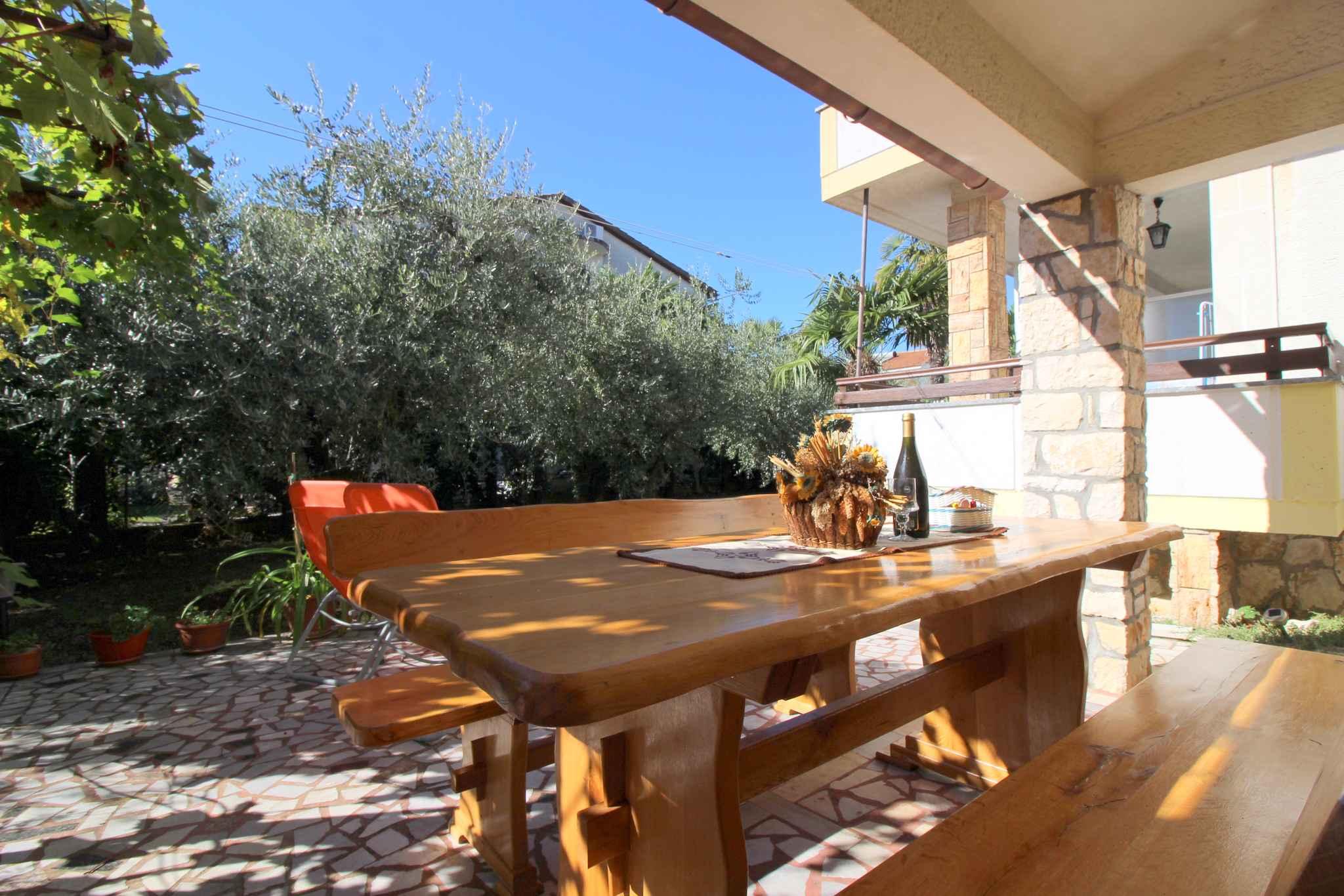 Ferienwohnung mit schönem Garten (280254), Porec, , Istrien, Kroatien, Bild 4