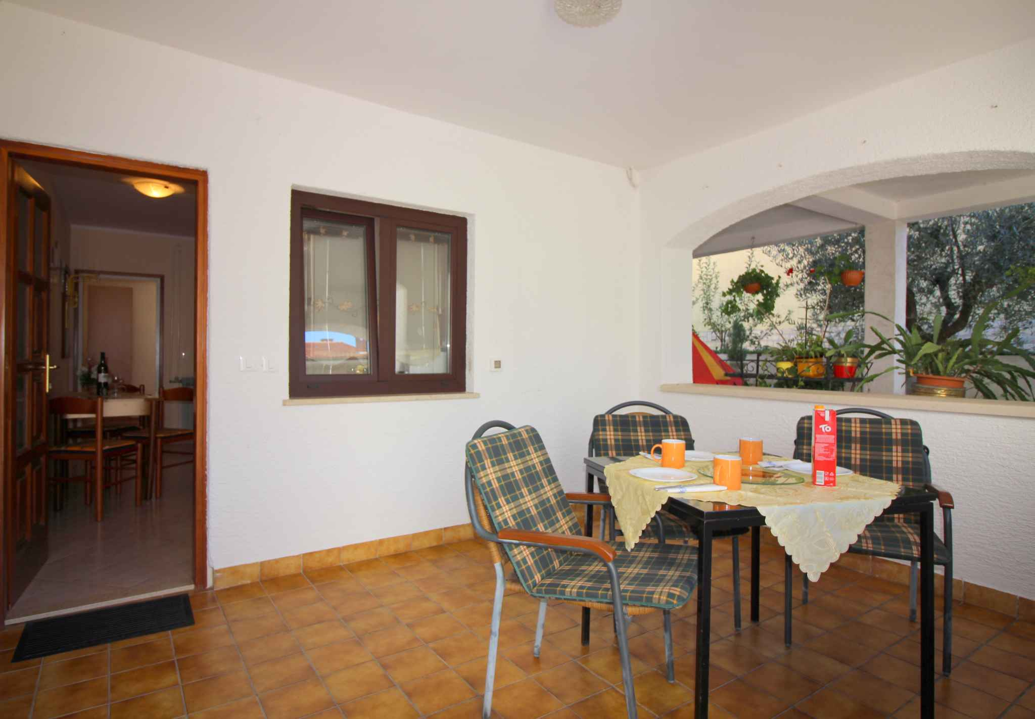 Ferienwohnung mit Wlan und schöner Terrasse (280336), Porec, , Istrien, Kroatien, Bild 9
