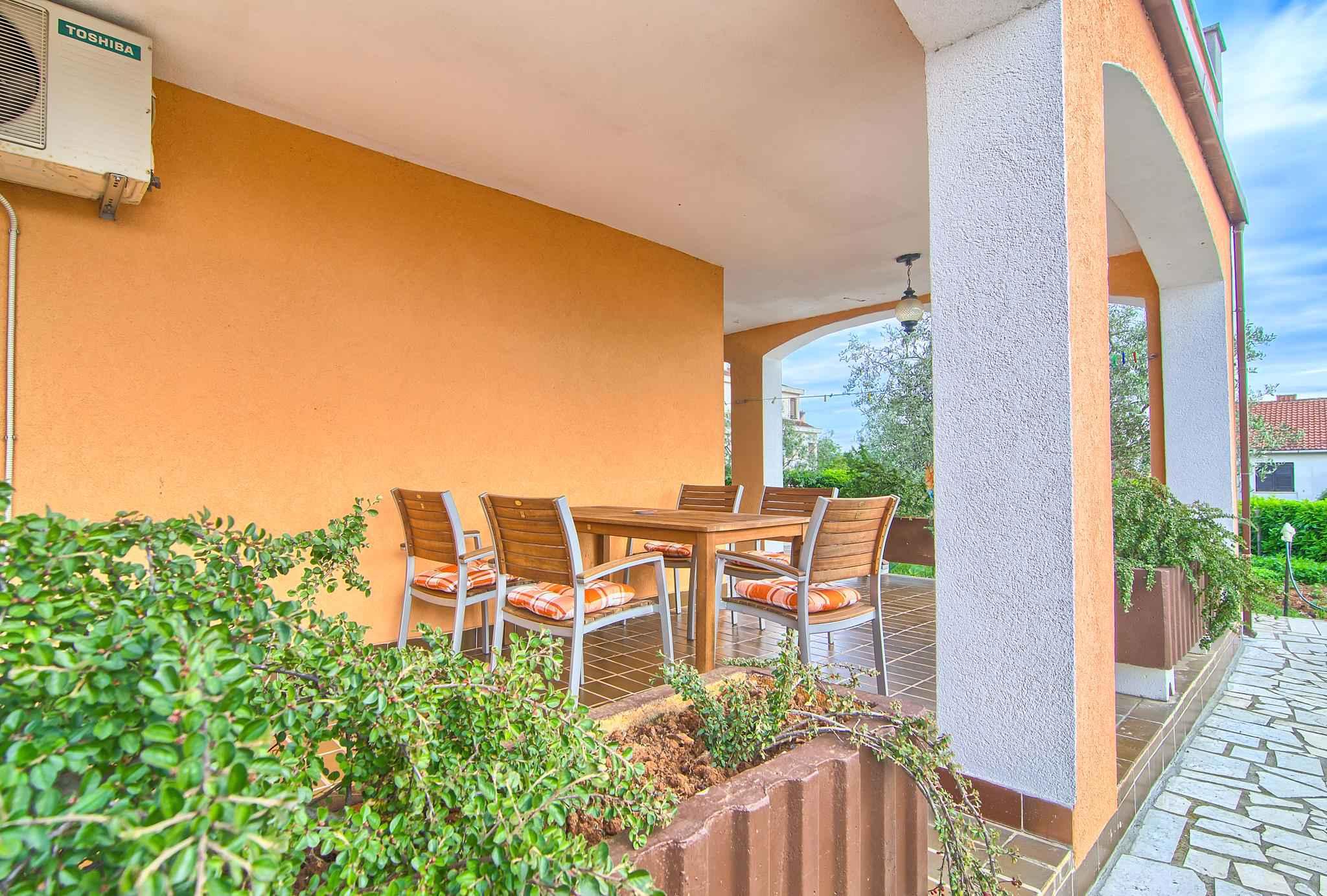 Ferienwohnung mit Pool und 32 qm Terrasse (280631), Pula, , Istrien, Kroatien, Bild 5