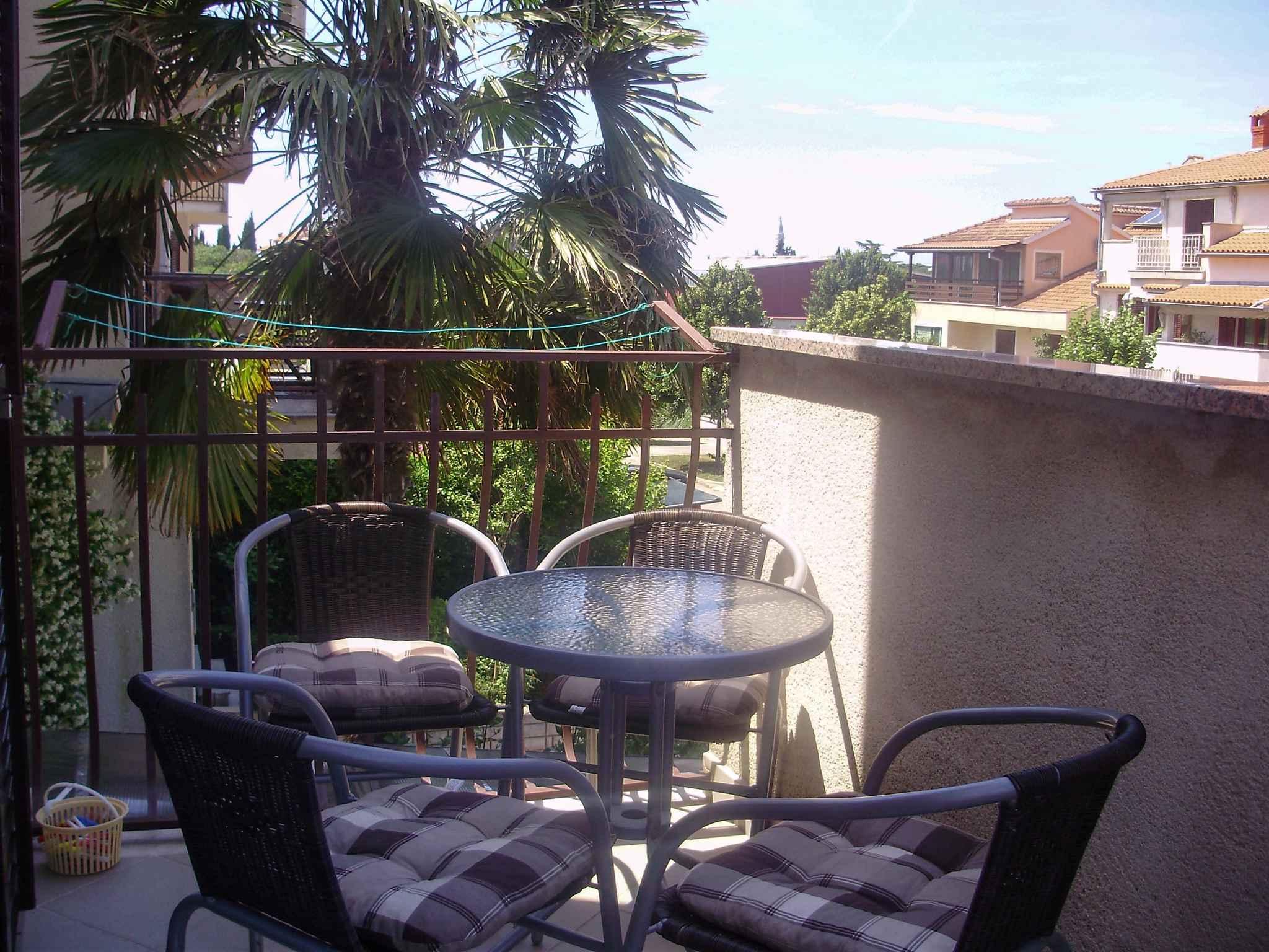 Ferienwohnung mit überdachter Terrasse und Klimaanlage (281001), Rovinj, , Istrien, Kroatien, Bild 2