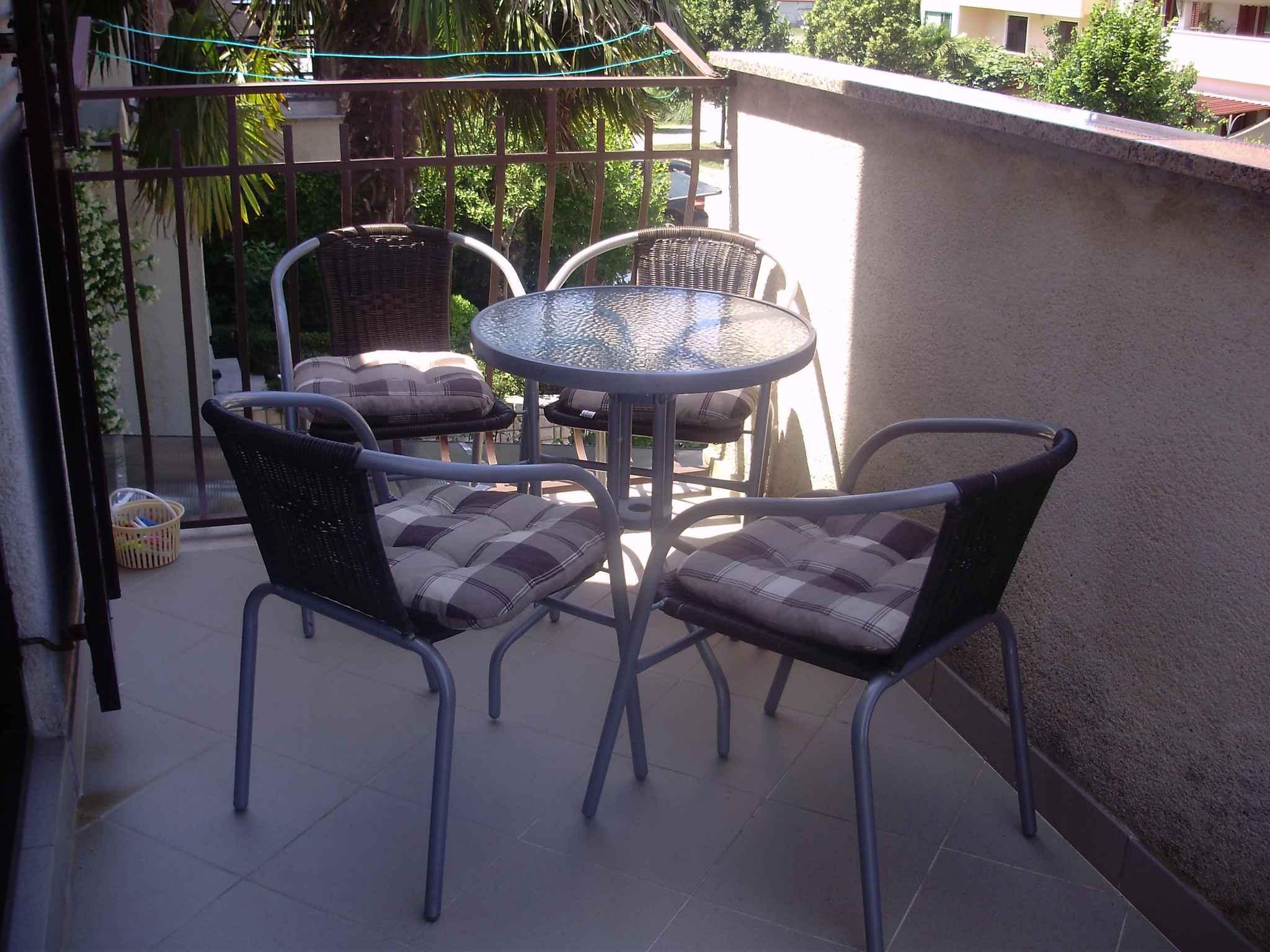 Ferienwohnung mit überdachter Terrasse und Klimaanlage (281001), Rovinj, , Istrien, Kroatien, Bild 3