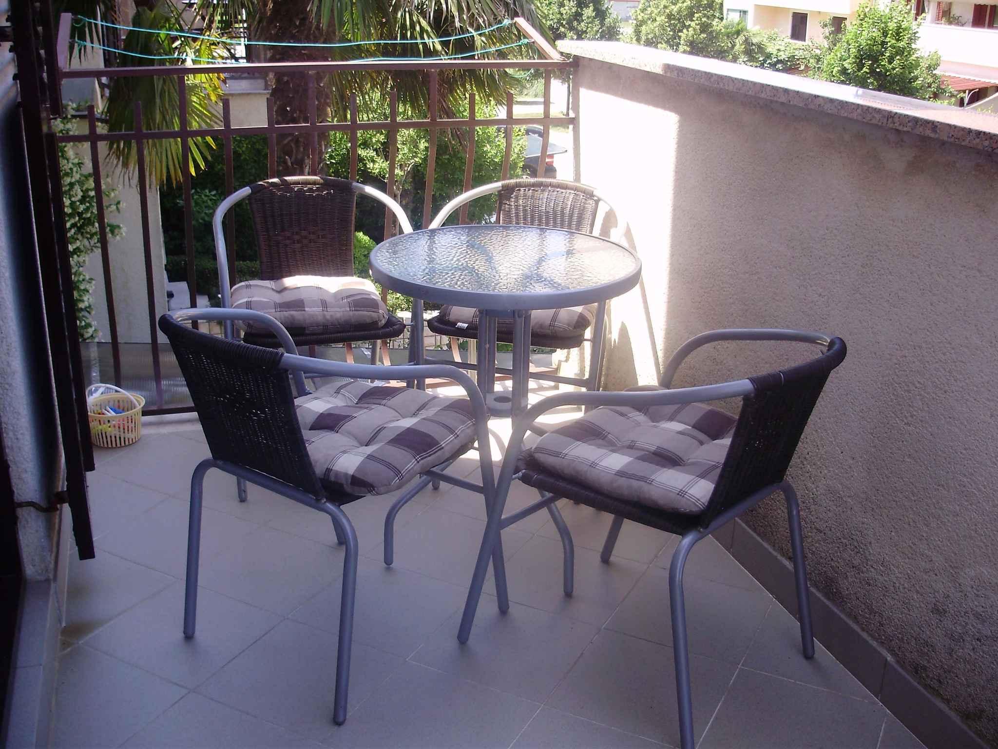 Ferienwohnung mit überdachter Terrasse und Klimaanlage (281001), Rovinj, , Istrien, Kroatien, Bild 8