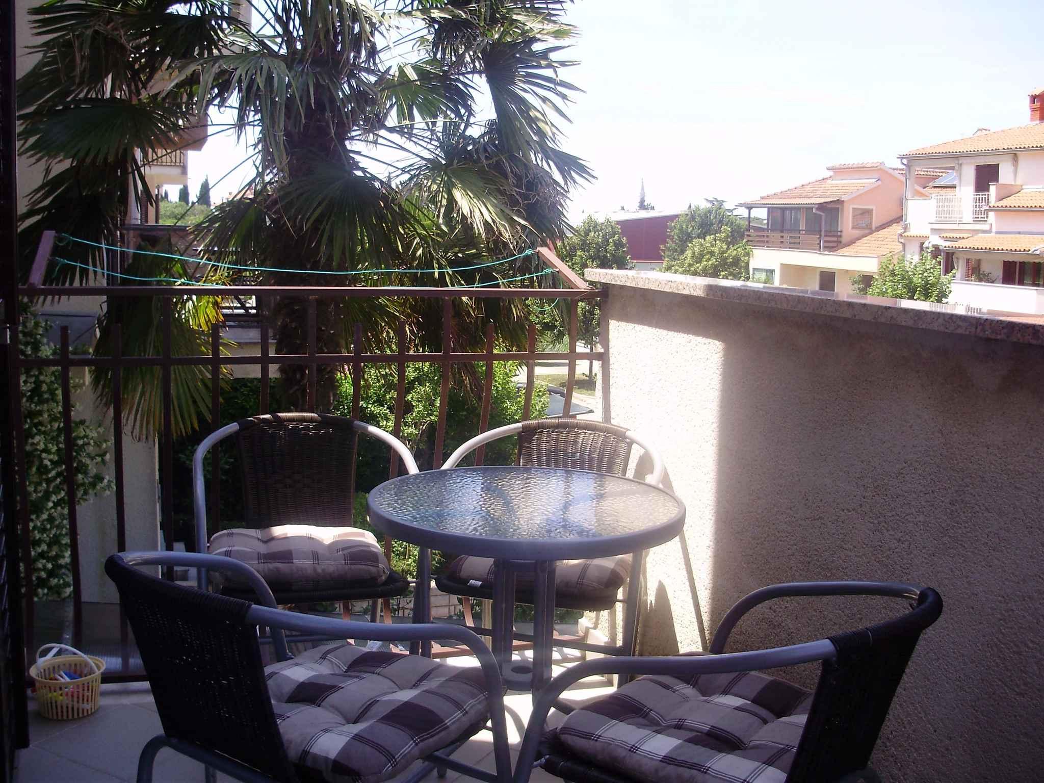 Ferienwohnung mit überdachter Terrasse und Klimaanlage (281001), Rovinj, , Istrien, Kroatien, Bild 9