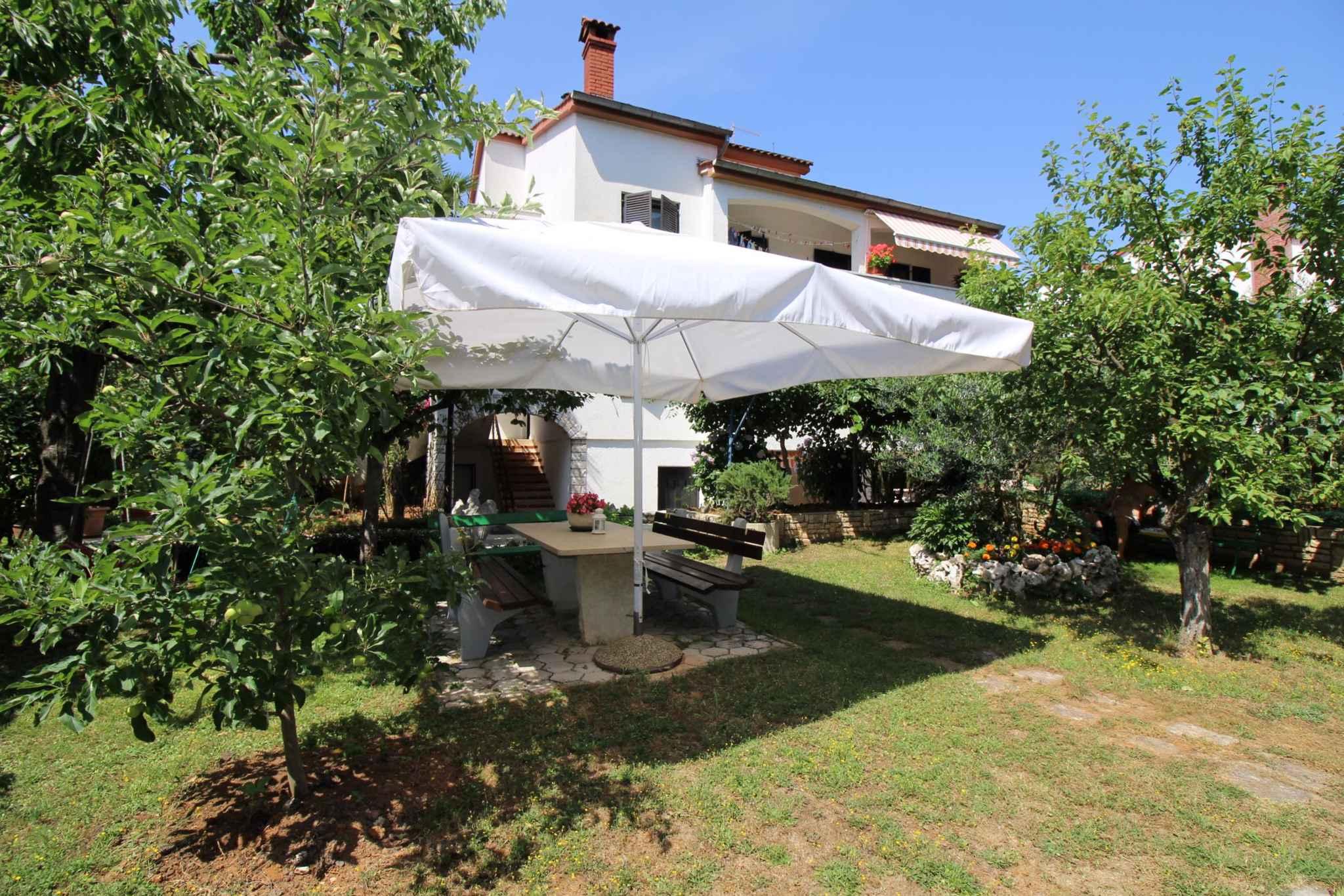 Ferienwohnung mit schönem Garten und Grill (280320), Porec, , Istrien, Kroatien, Bild 1
