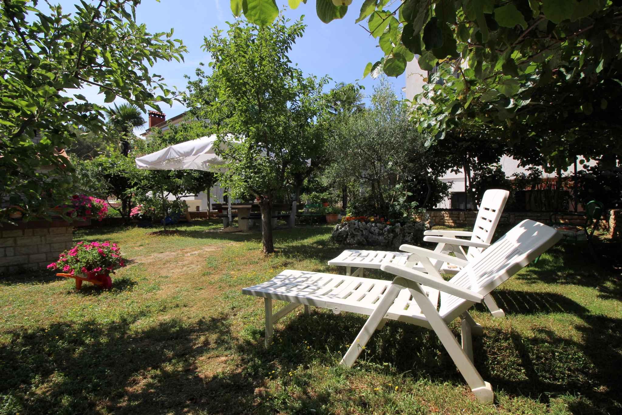 Ferienwohnung mit schönem Garten und Grill (280320), Porec, , Istrien, Kroatien, Bild 9