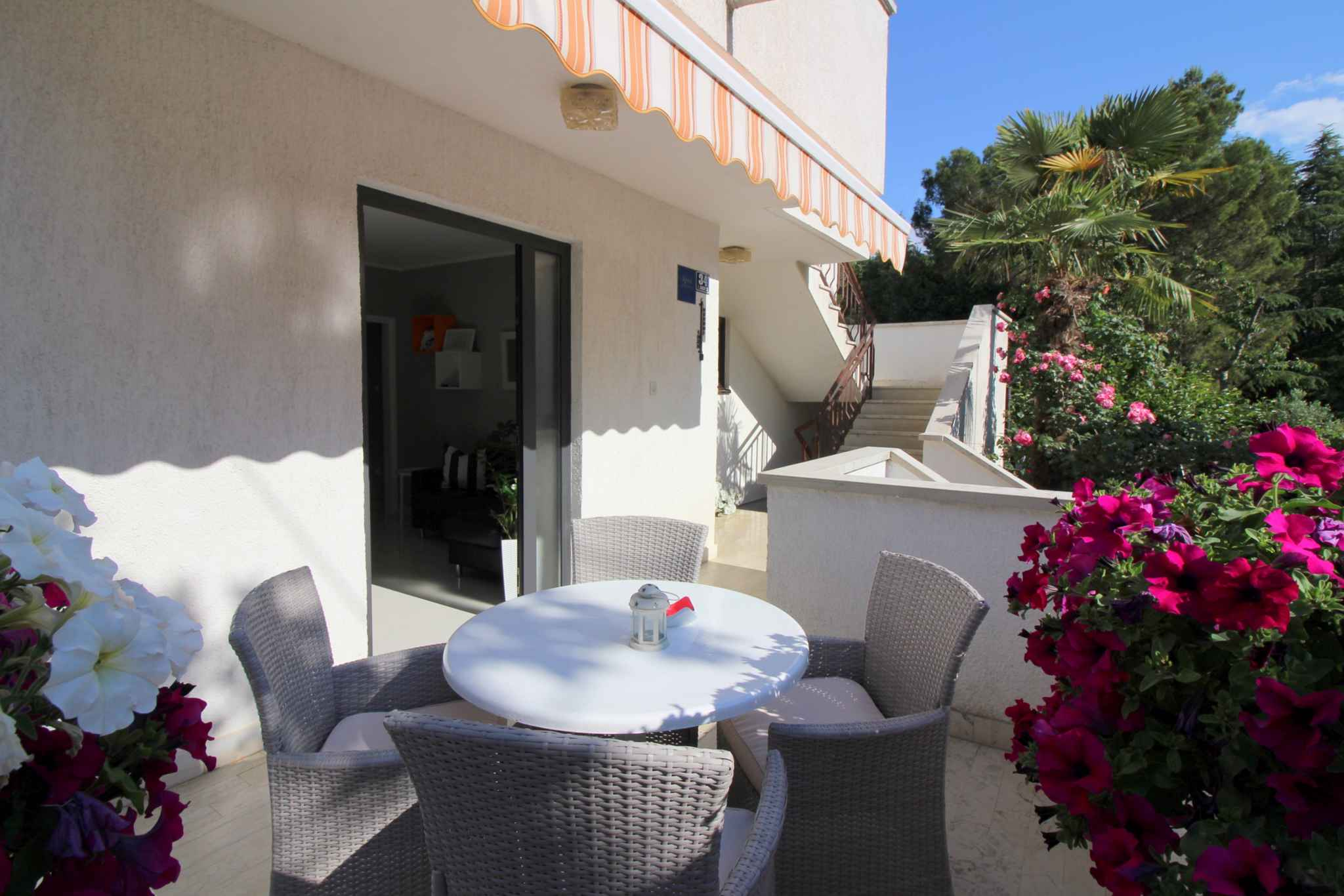 Ferienwohnung mit schönem Garten und Grill (280320), Porec, , Istrien, Kroatien, Bild 14