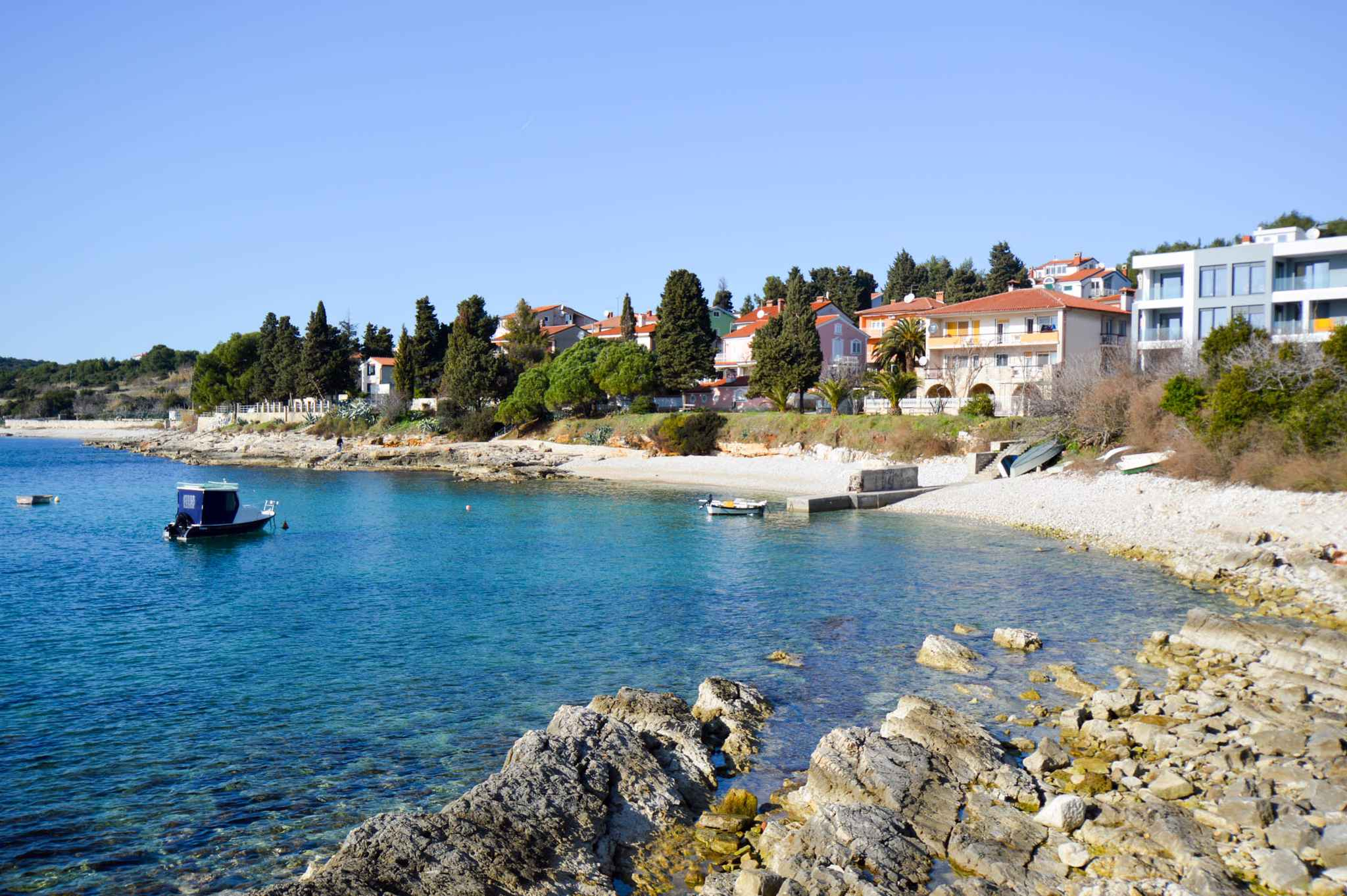 Ferienwohnung direkt am Meer gelegen (280674), Pula, , Istrien, Kroatien, Bild 1