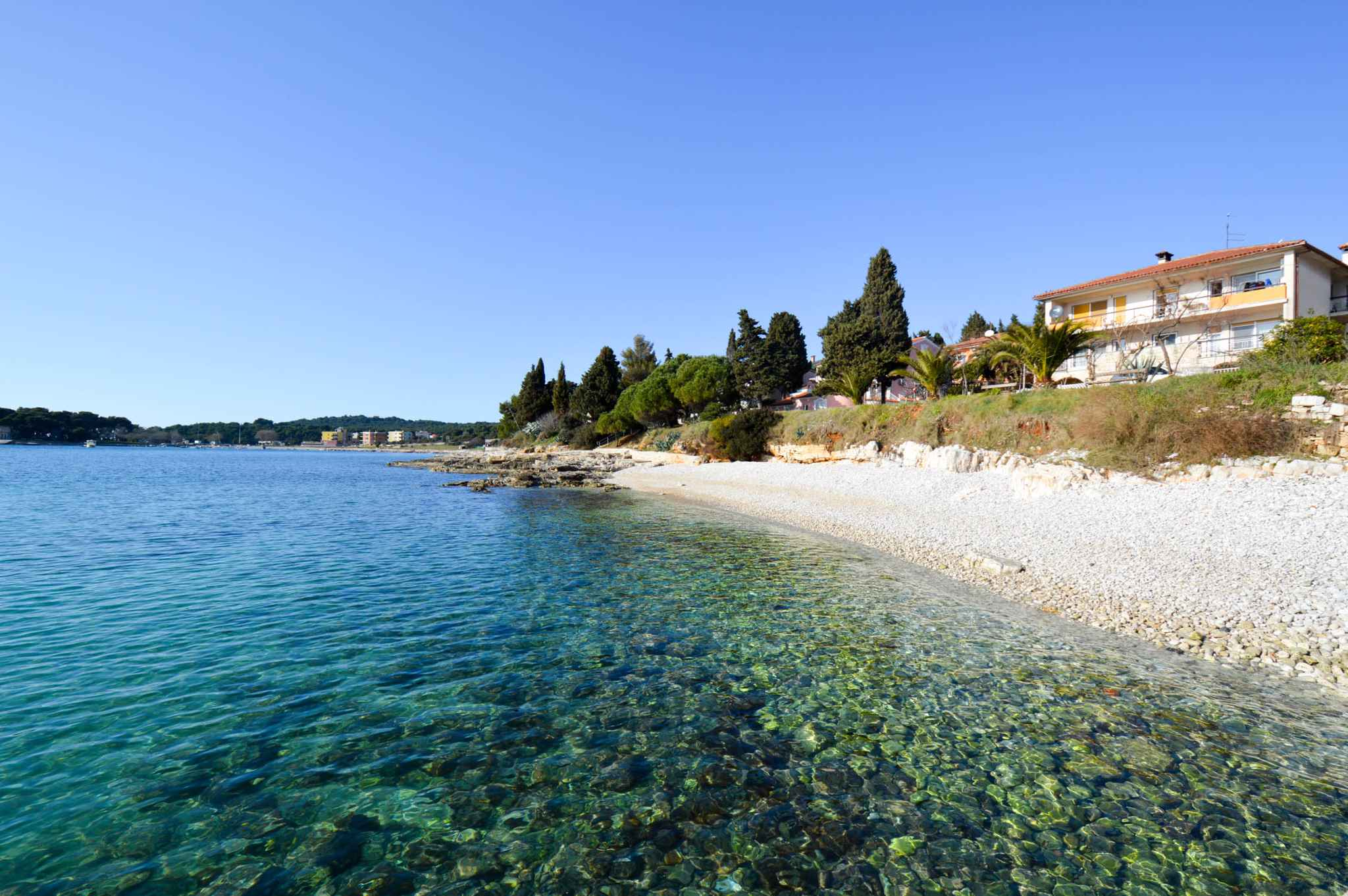 Ferienwohnung direkt am Meer gelegen (280674), Pula, , Istrien, Kroatien, Bild 5